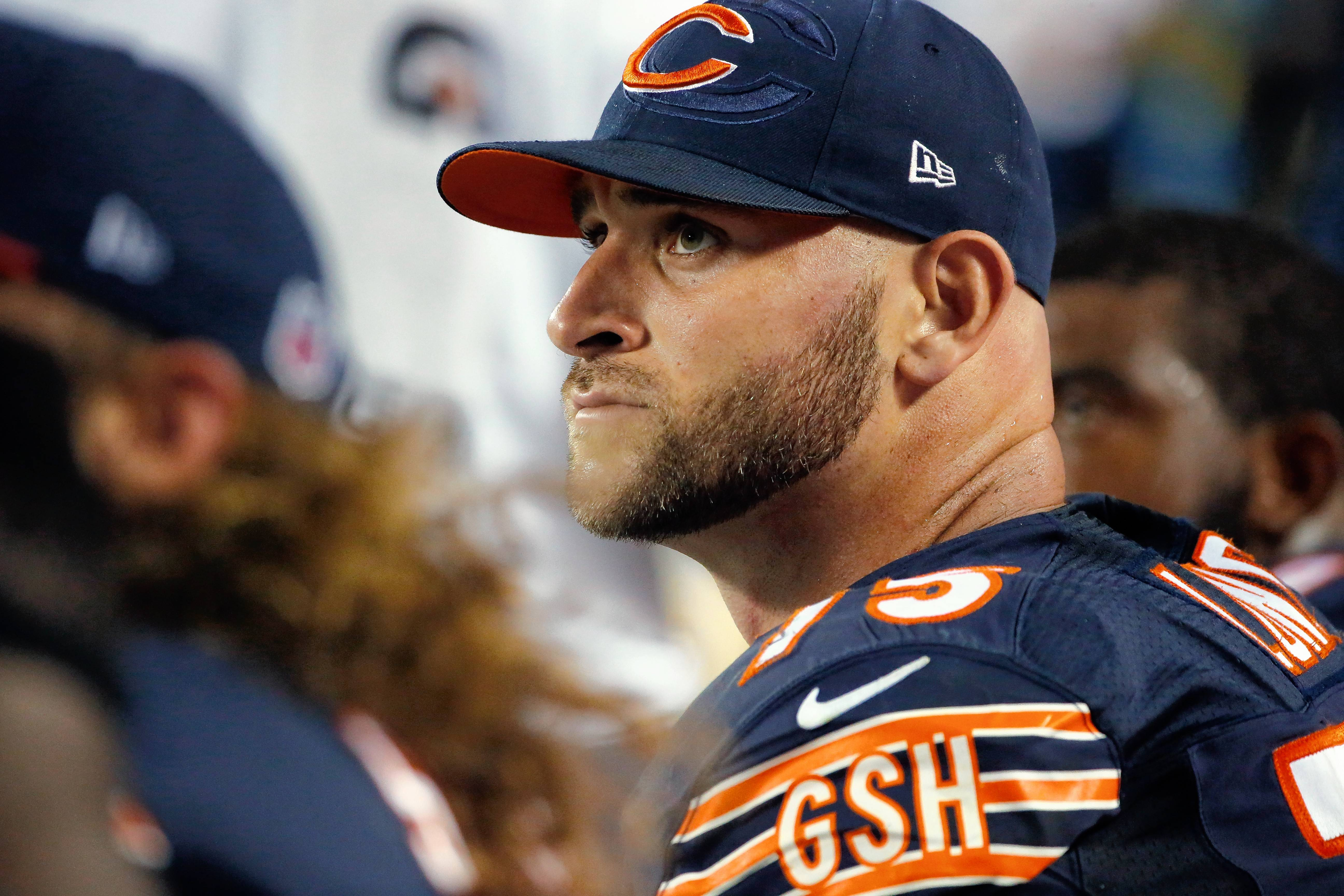 Kyle Long dismissed from Bears practice for fighting