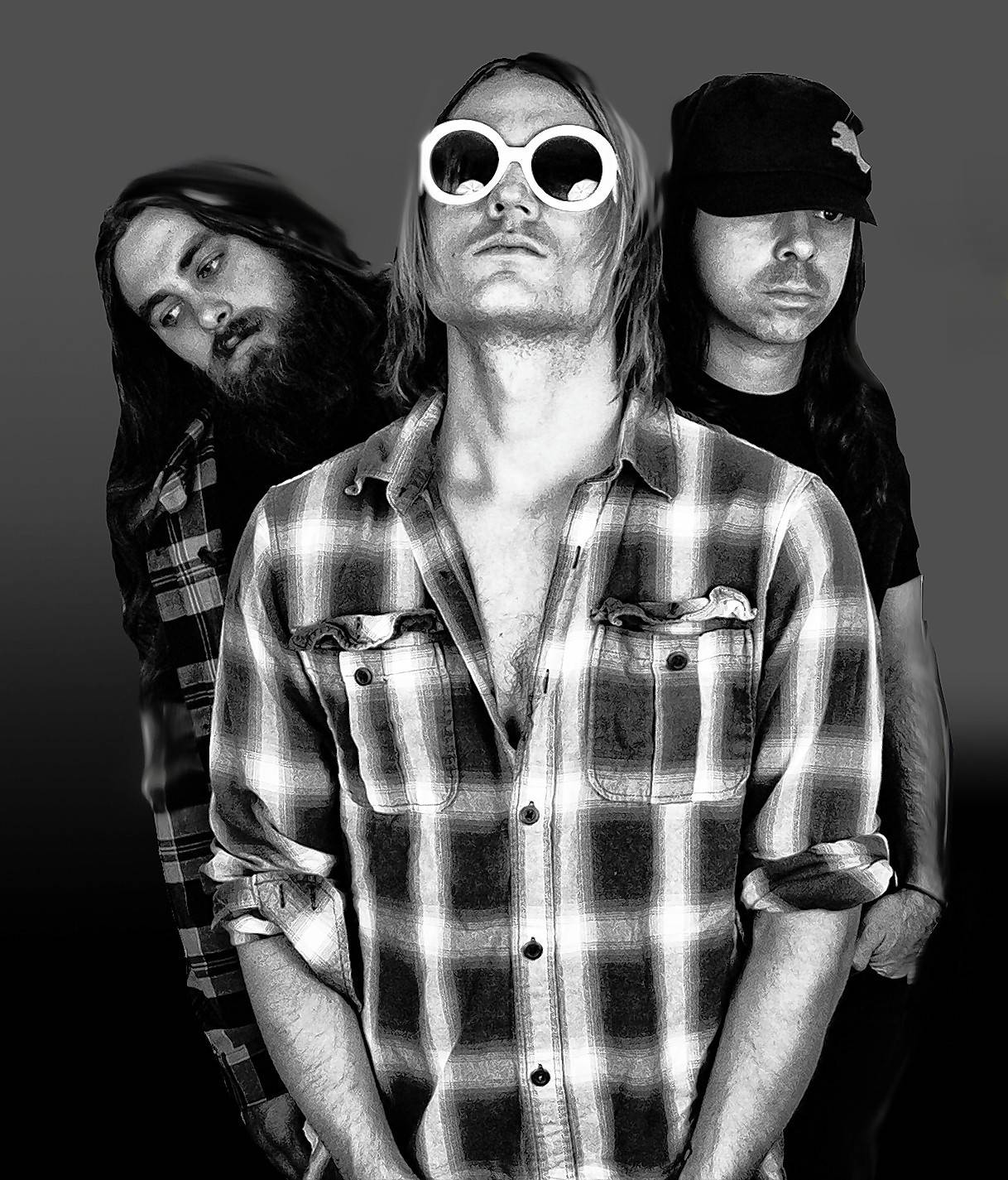 Nirvana tribute band Smells Like Nirvana headlines BaseCamp Pub's daylong '90s-Palooza Sunday.