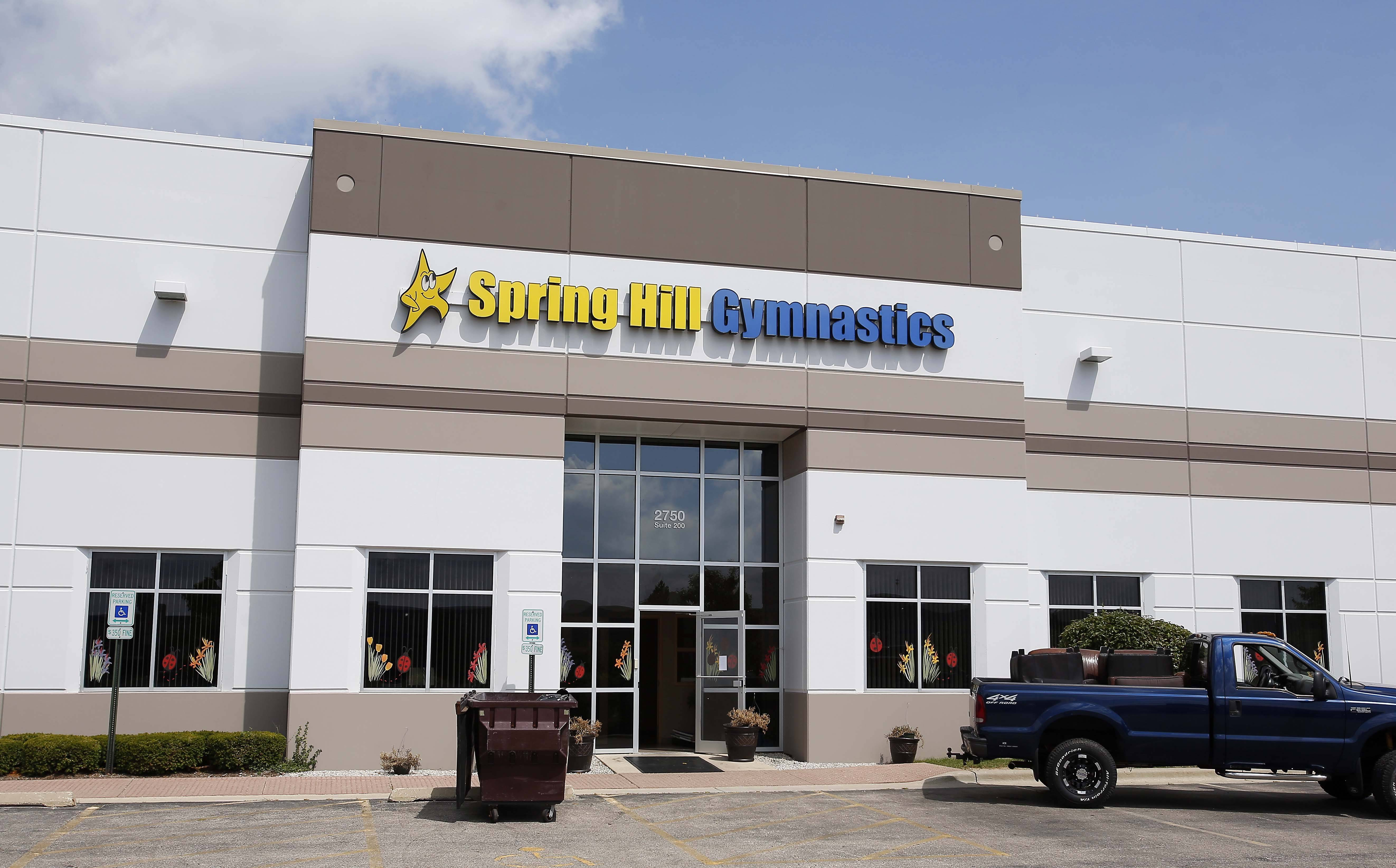 Spring Hill Gymnastics, which has been at 2750 Pinnacle Drive for about a decade, closed abruptly this week after owners decided they could no longer afford to keep up operations.
