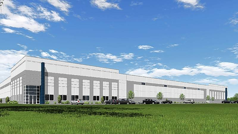 Chicago-based development company Ridge has broken ground on a 186,000-square-foot development in Brewster Creek Business Park, a 468-acre, master-planned industrial park in Bartlett.