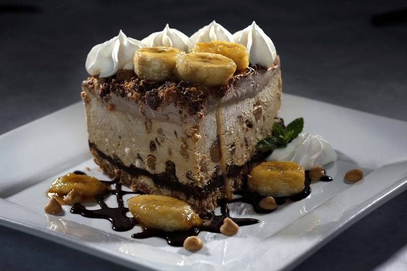 The Fat Elvis will make your dessert taste buds water at Bold American Fare.