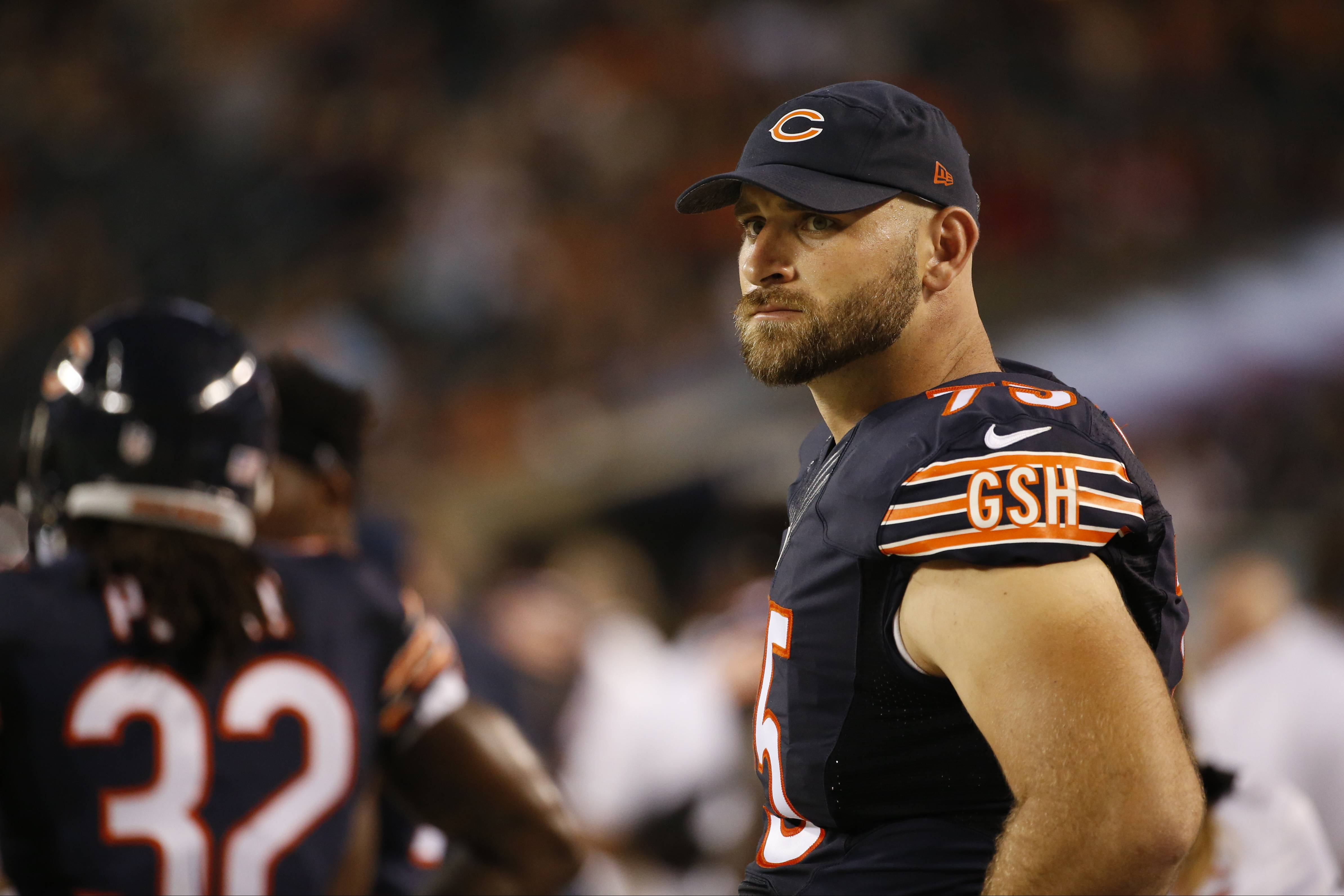 Kyle Long's absence from the Bears' first practice back at Halas Hall on Wednesday raised eyebrows and questions.