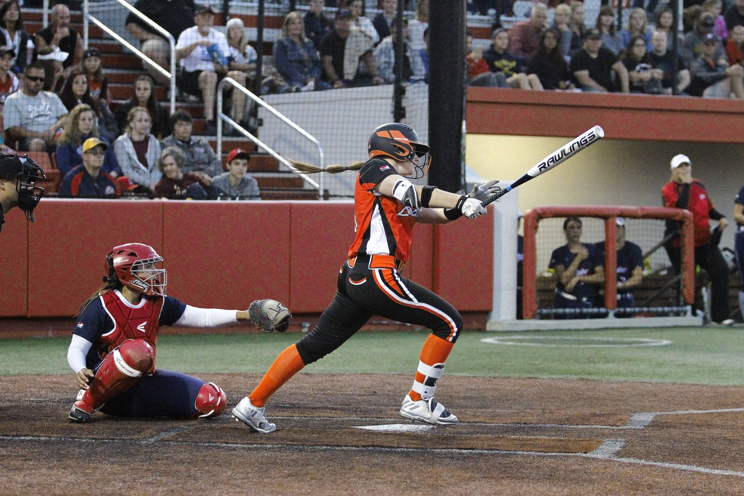 The Chicago Bandits will play the USSSA Pride in the opening round of the NPF Championships this week.