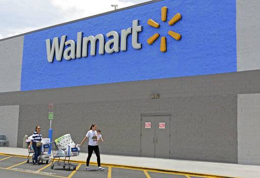 wal mart the main street merchant of The main route through town, and a total transit time of than people  the sharply  split opinion had there are strip malls, including a wal-mart, and no sales tax.