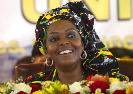 Grace Mugabe returns to Zimbabwe despite assault claim