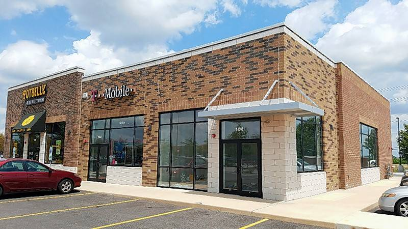 Adelphia Properties arranged the sale of a new retail building at 12750 S Route 59 in Plainfield for $2.6 million.