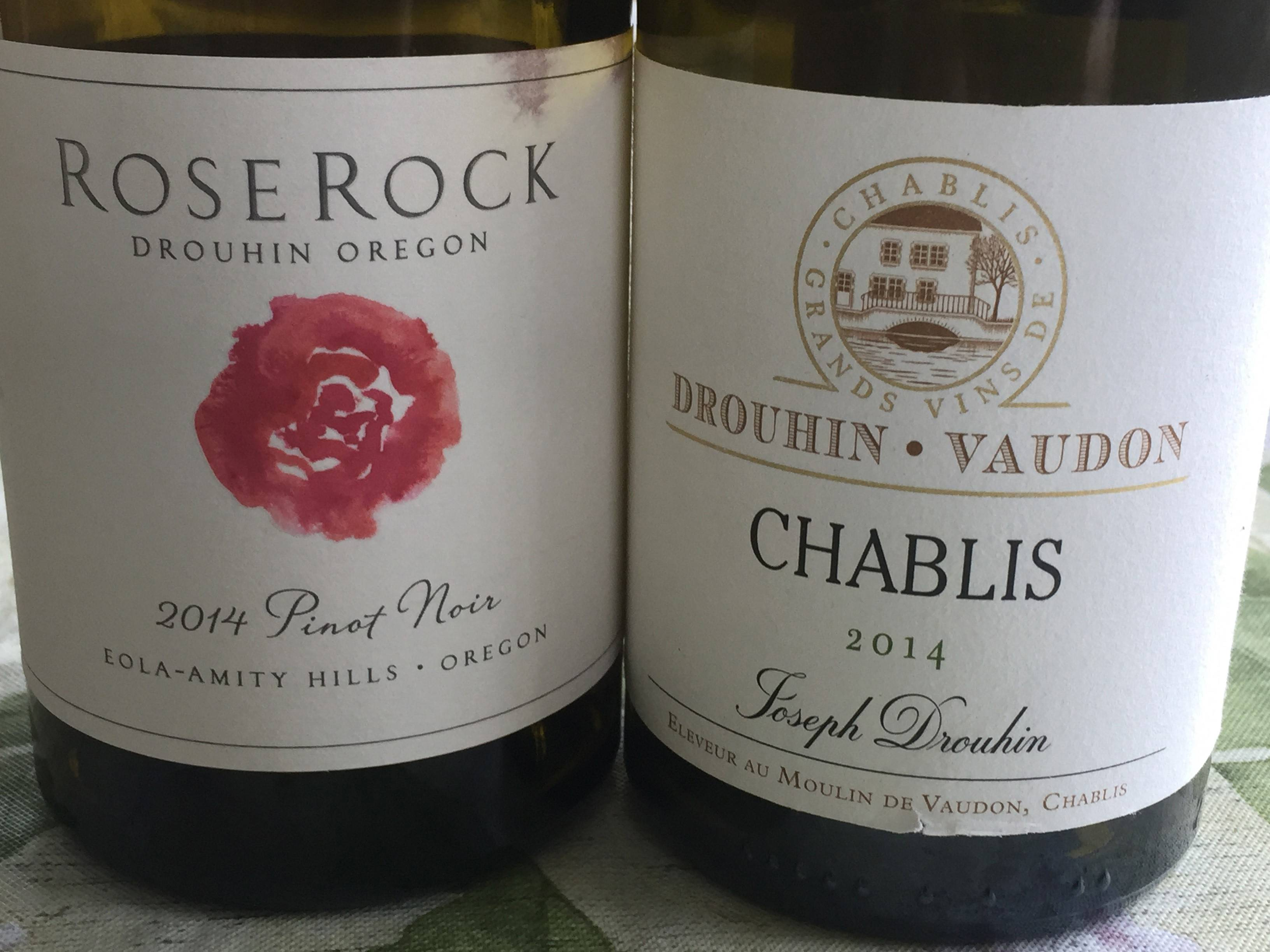 Two wines by the Drouhin family — one made in France, the other in Oregon — provide a tasty lesson in how to evaluate wines.