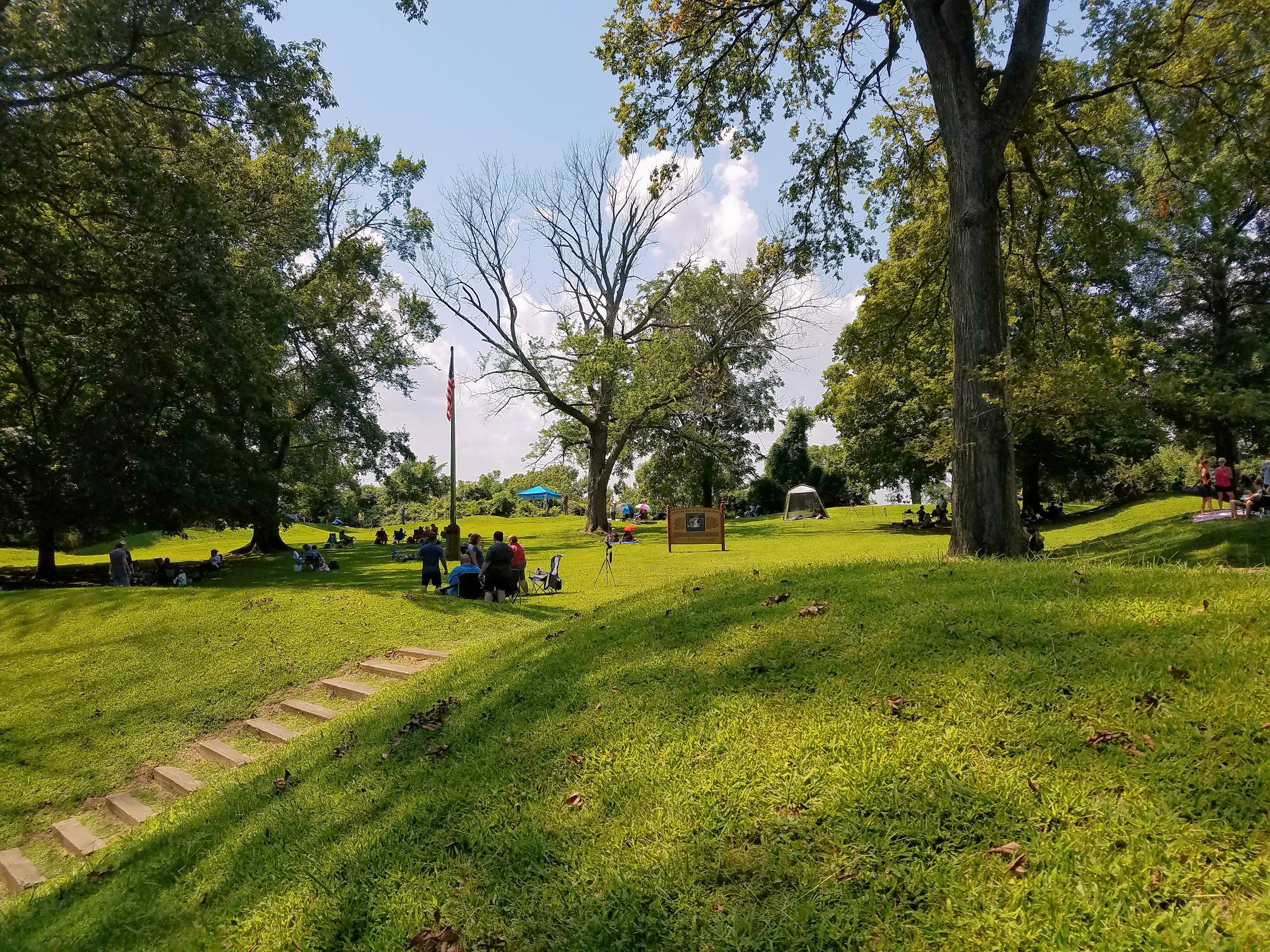 Kaskaskia State Park near Chester is a prime eclipse viewing site.
