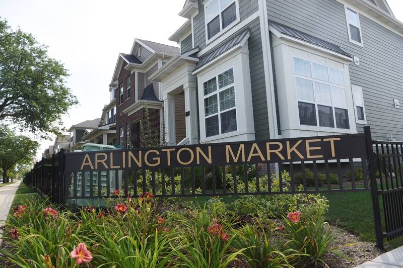 Arlington Heights residents say home designs causing flooding