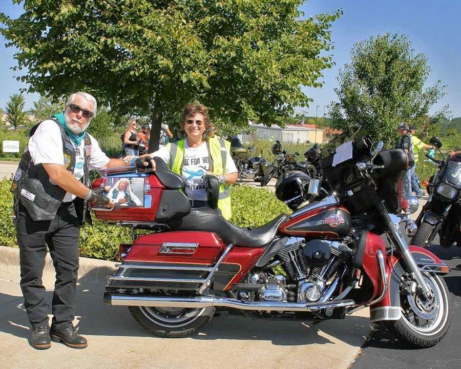 Ride For Hope Raises 30 000 For Ovarian Cancer