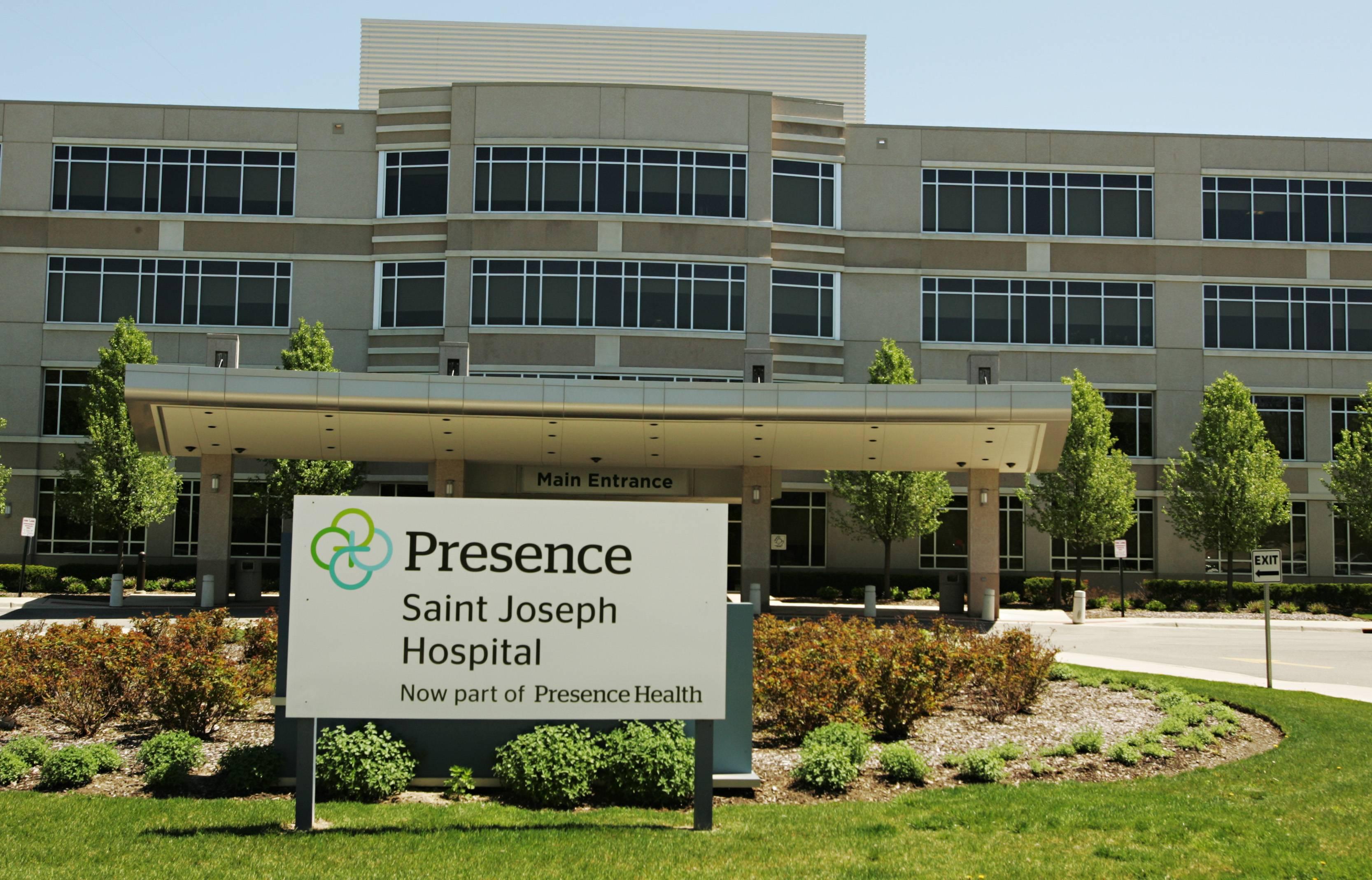Presence Amita Health Systems Agree To Merge