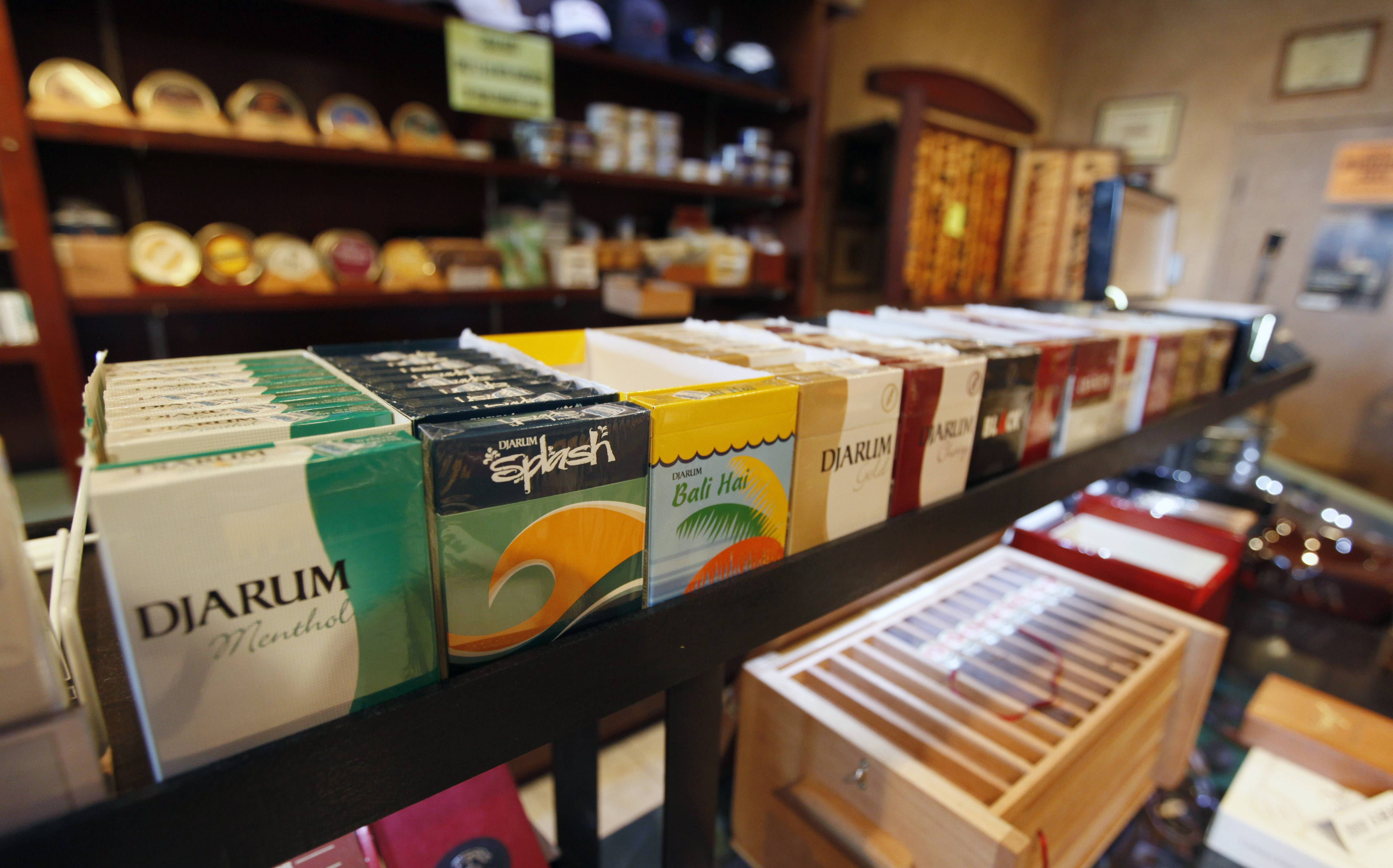 Buffalo Grove raises age to buy tobacco to 21