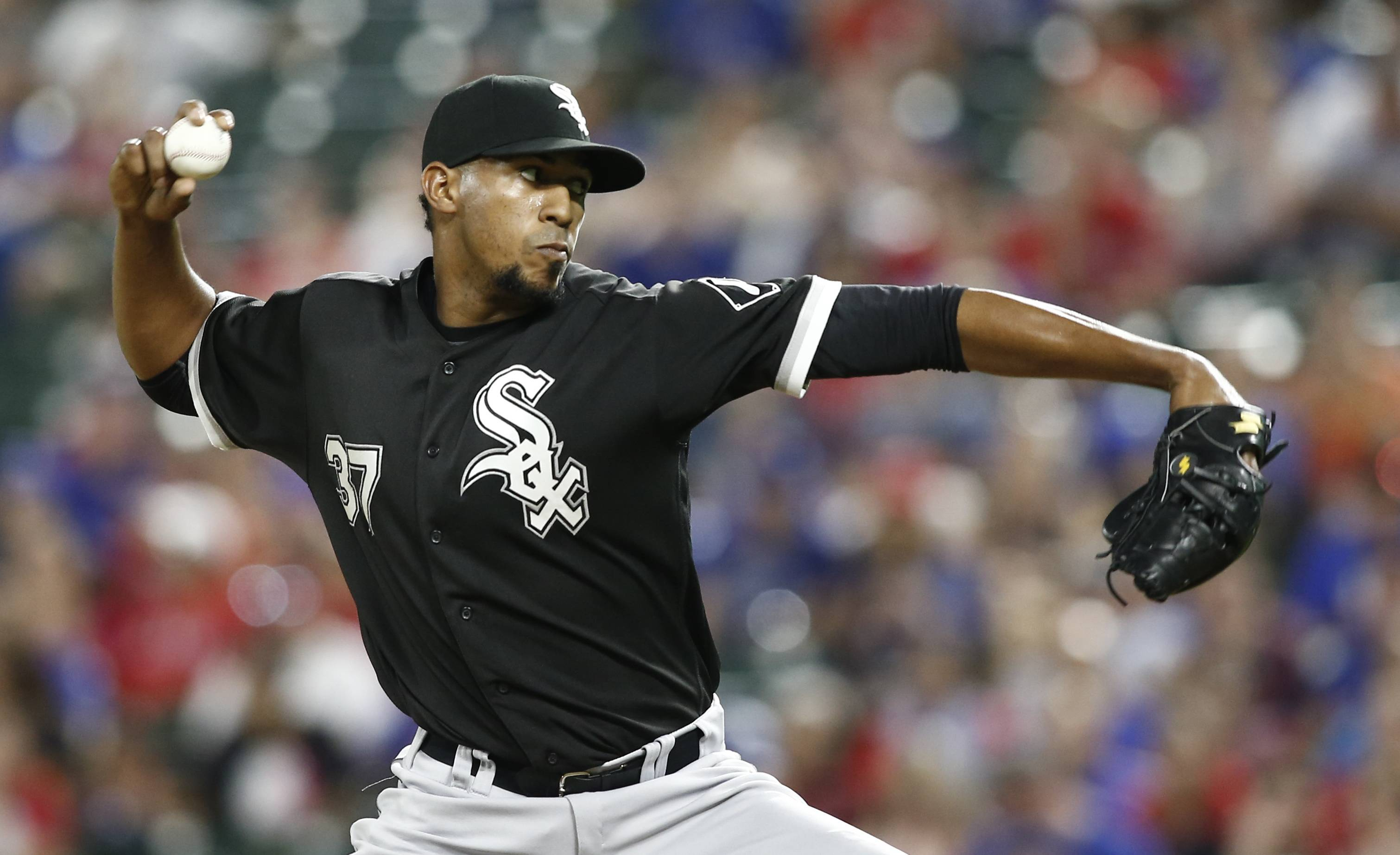 Juan Minaya was bouncing back and forth between the Chicago White Sox and Class AAA Charlotte during the first half of the season. After Sox general manager Rick Hahn traded away most of the bullpen in July and early August, Minaya has done a good job as closer.