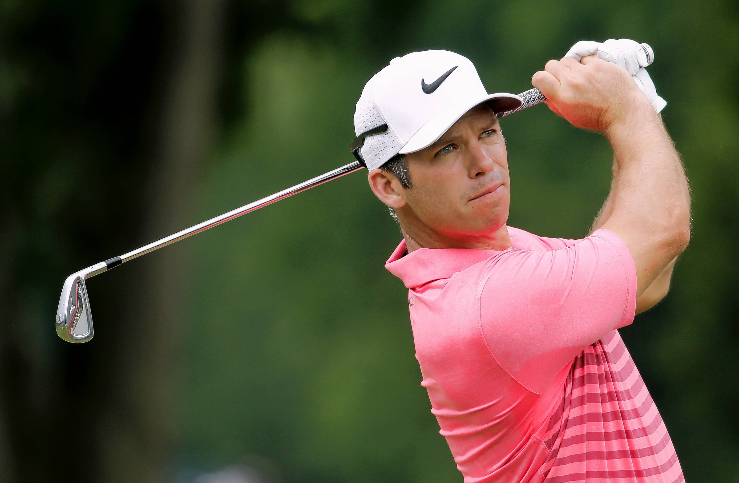 Paul Casey of England has a history of playing well in the FedEx Cup Playoffs. Tickets for the next month's BMW Championship at Conway Farms are available at bmwchampionshipusa.com.