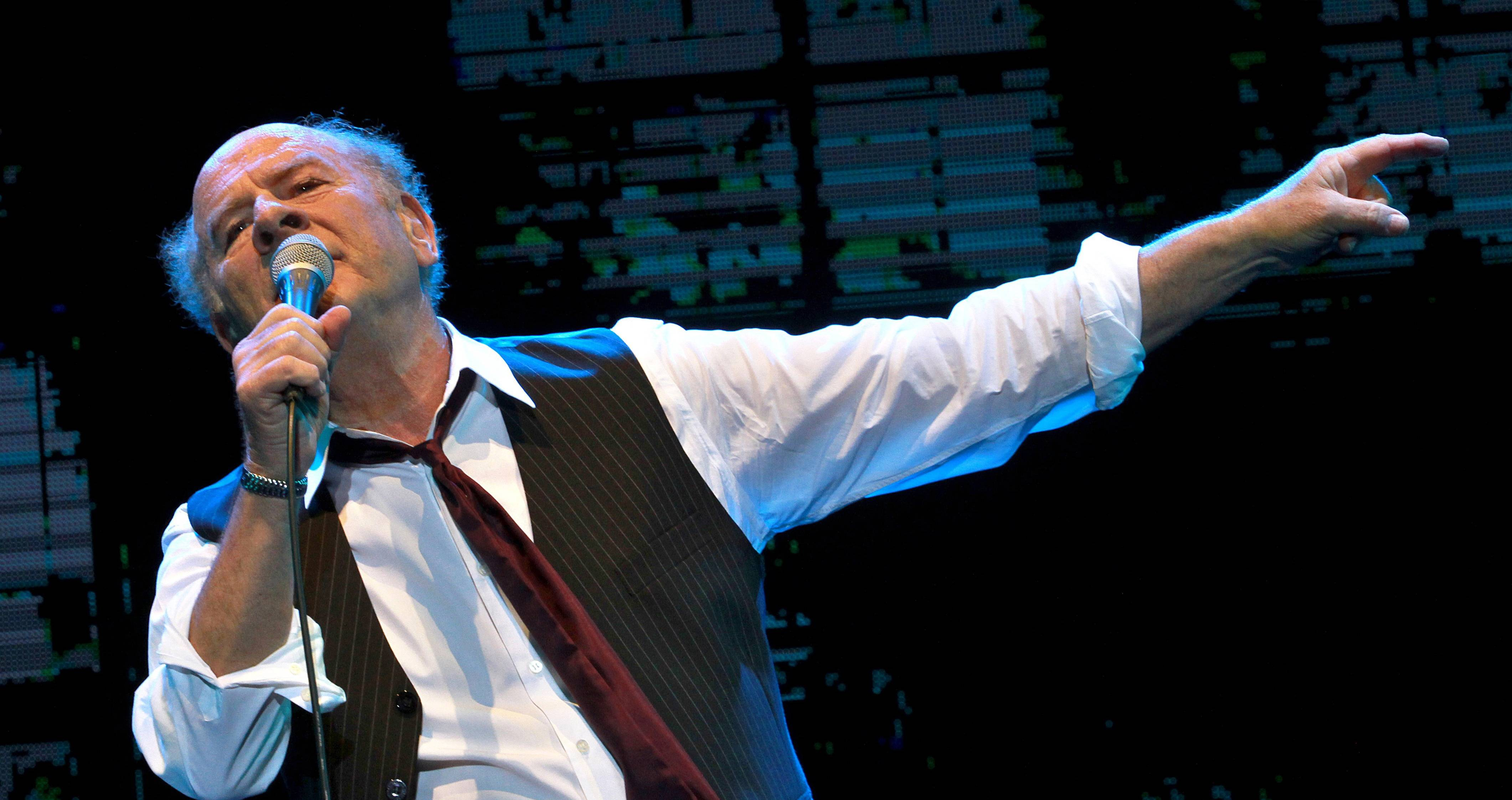 Legendary singer Art Garfunkel is one of the highlights of the Elgin Community College Arts Center 2017-18 season.