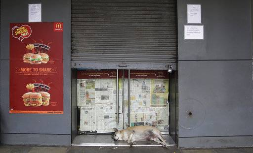 McDonald's to close 169 outlets in India in franchise battle