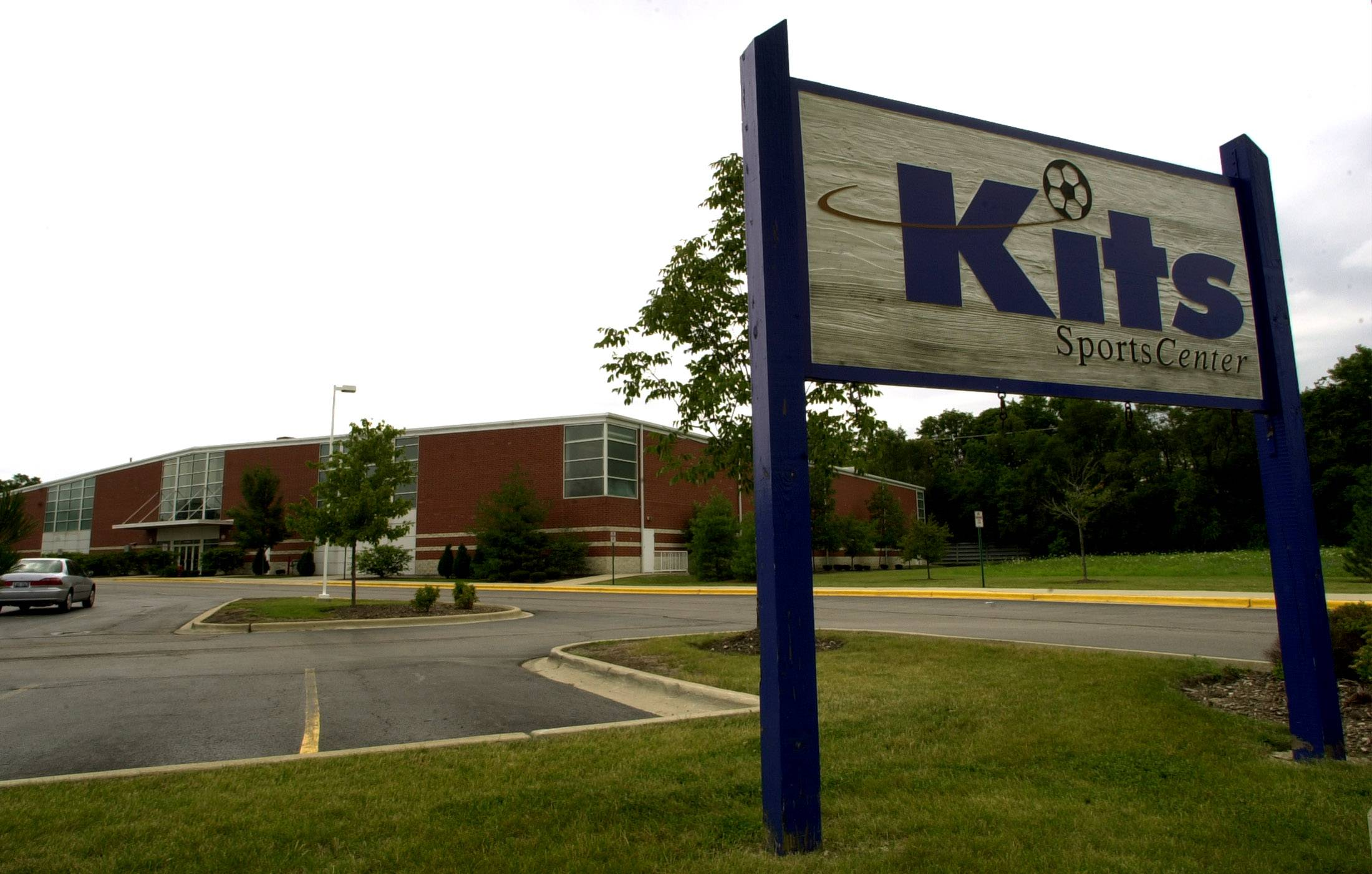 Kits Sports Center in Lake Zurich closed earlier this week.