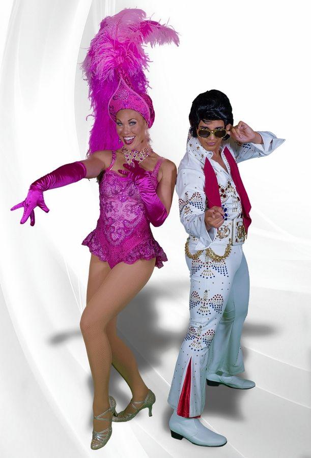 'Honeymoon In Vegas' Makes Marriott Theatre Debut With
