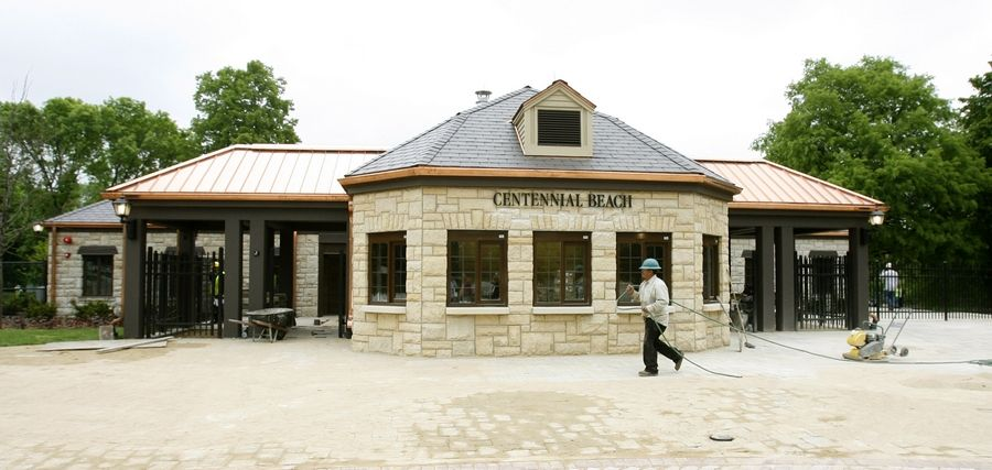 Centennial Beach in Naperville is among well-known properties the city's historic preservation commission might consider for local landmark status if its owner, the Naperville Park District, likes the idea.