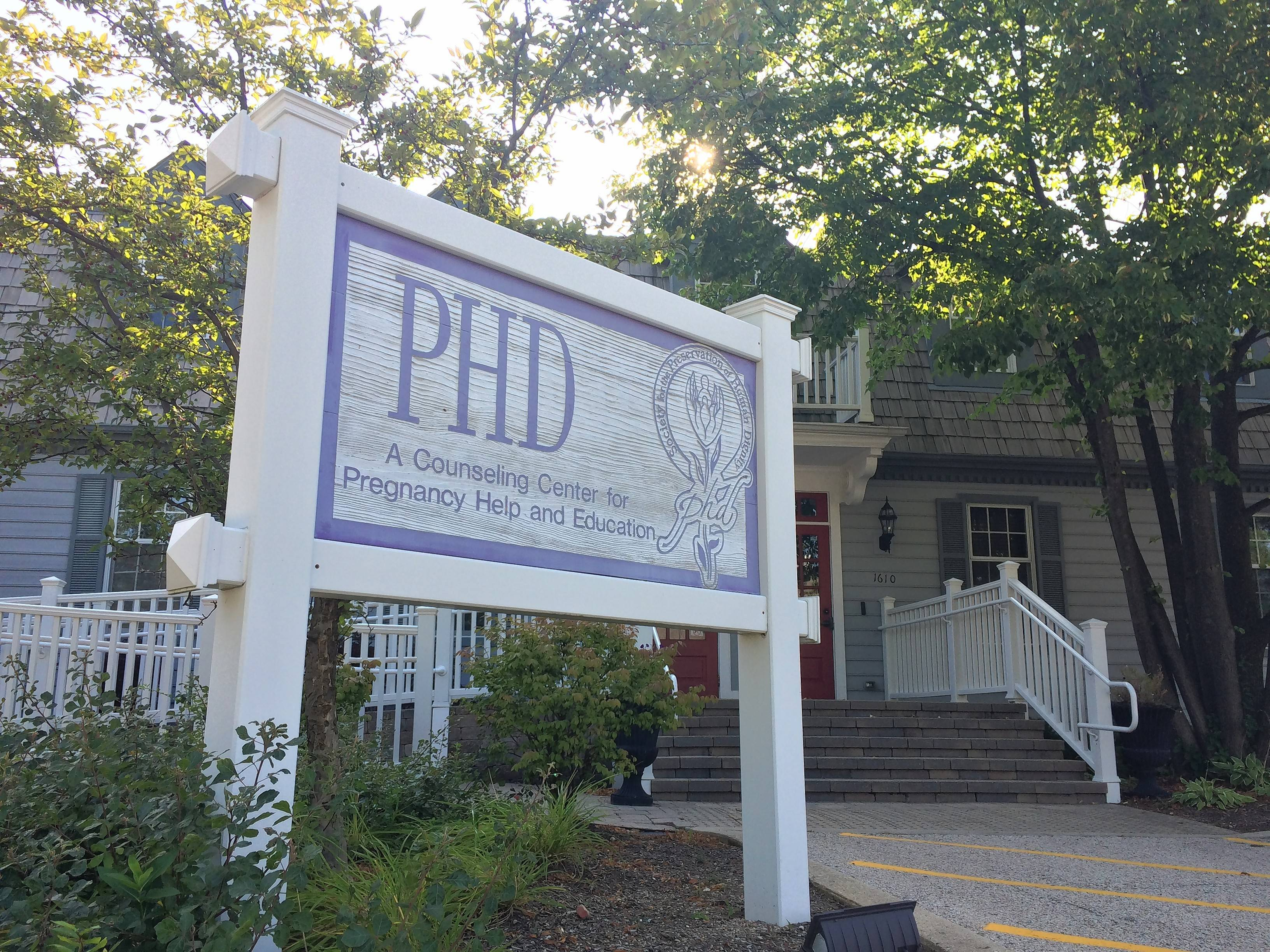 Lack of money has led to the closure of PHD Counseling Center/Society for the Preservation of Human Dignity in Inverness. Originally in Palatine, the nonprofit agency served women and provided maternal health and well-being services to clients.