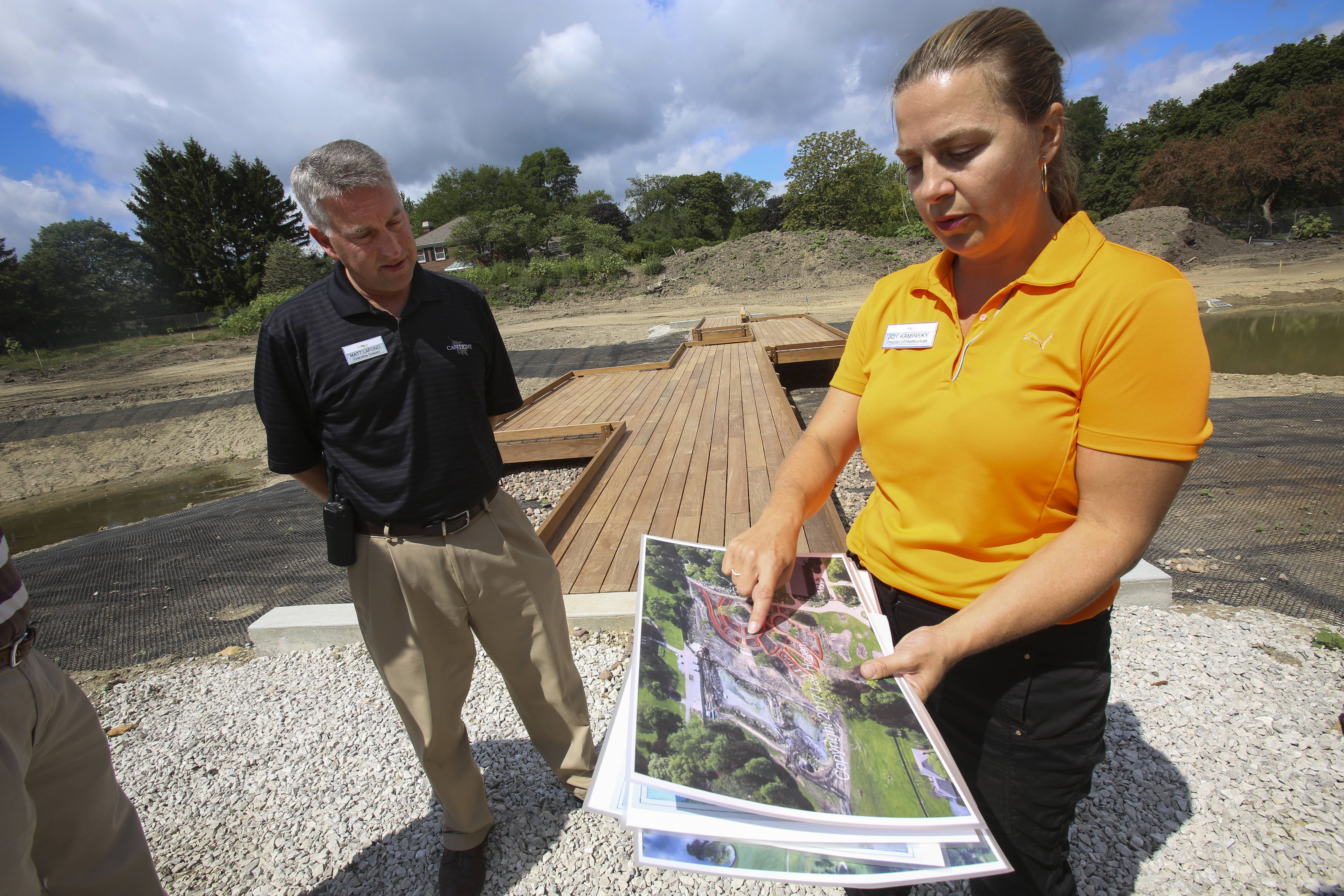 What's next at Cantigny Park? Massive redesign of gardens, campus