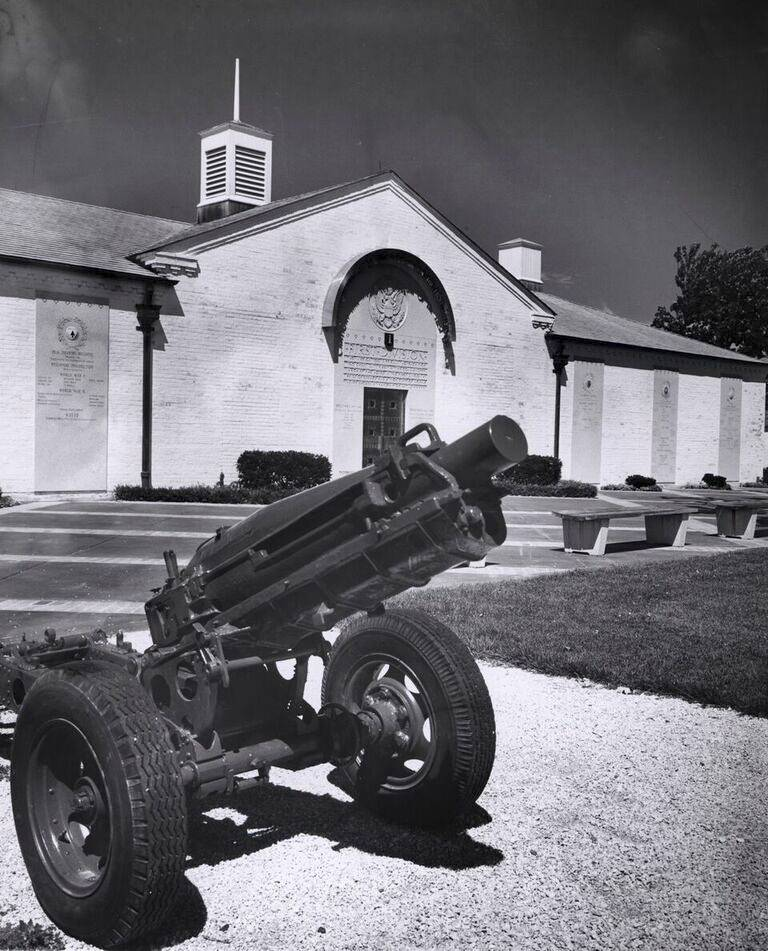 Images: #TBT Gallery looks back at Wheaton's First Division Museum