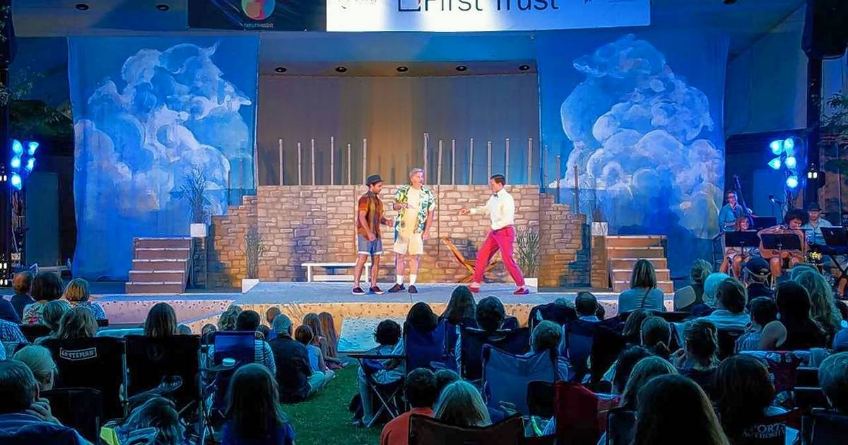 Shakespeare in the Park presents 'Much Ado about Nothing'