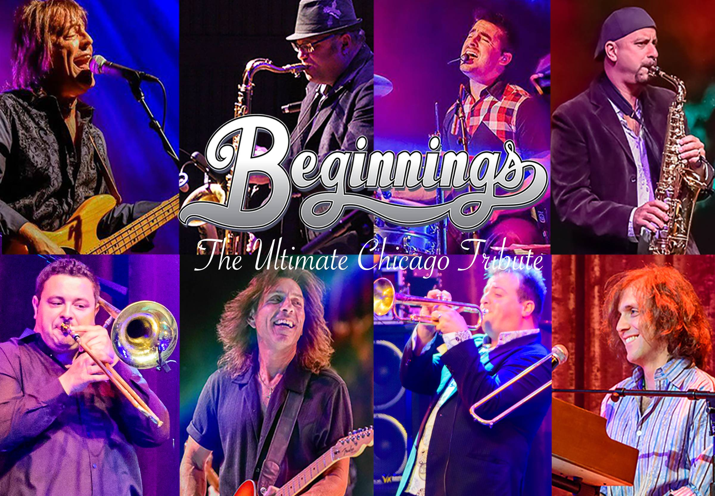"""Beginnings -- The Ultimate Chicago Concert Experience"" is part of the College of Lake County's 21st Professional Touring Season at 8 p.m. Oct. 21."