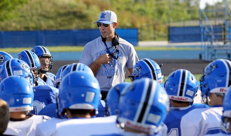 Lake Zurich Football >> New coach, athletic director changing culture after Lake ...