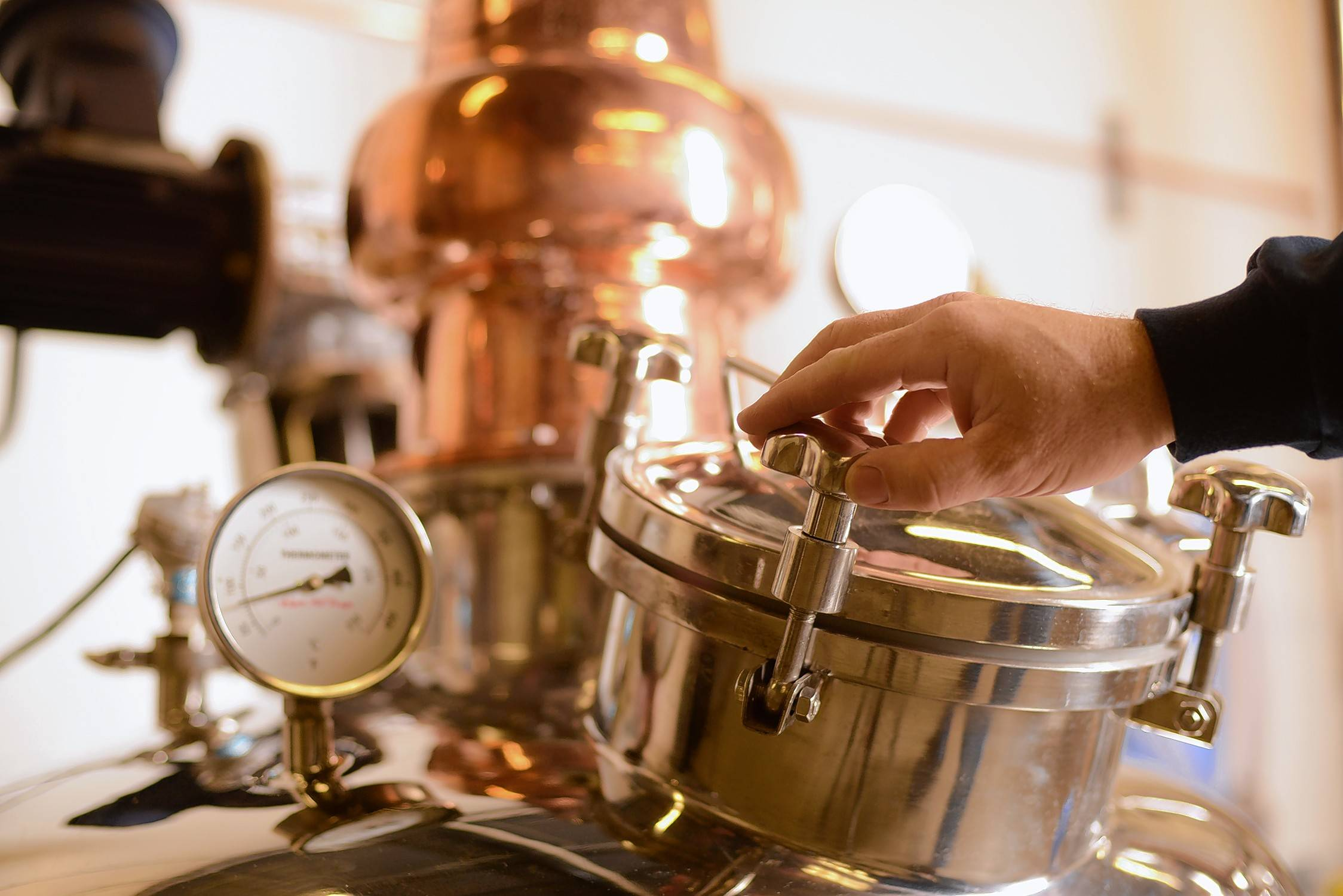 The 35- to 40-minute tour at Fox River Distilling in Geneva starts with a lesson on the history of distilling and where the industry is heading today.