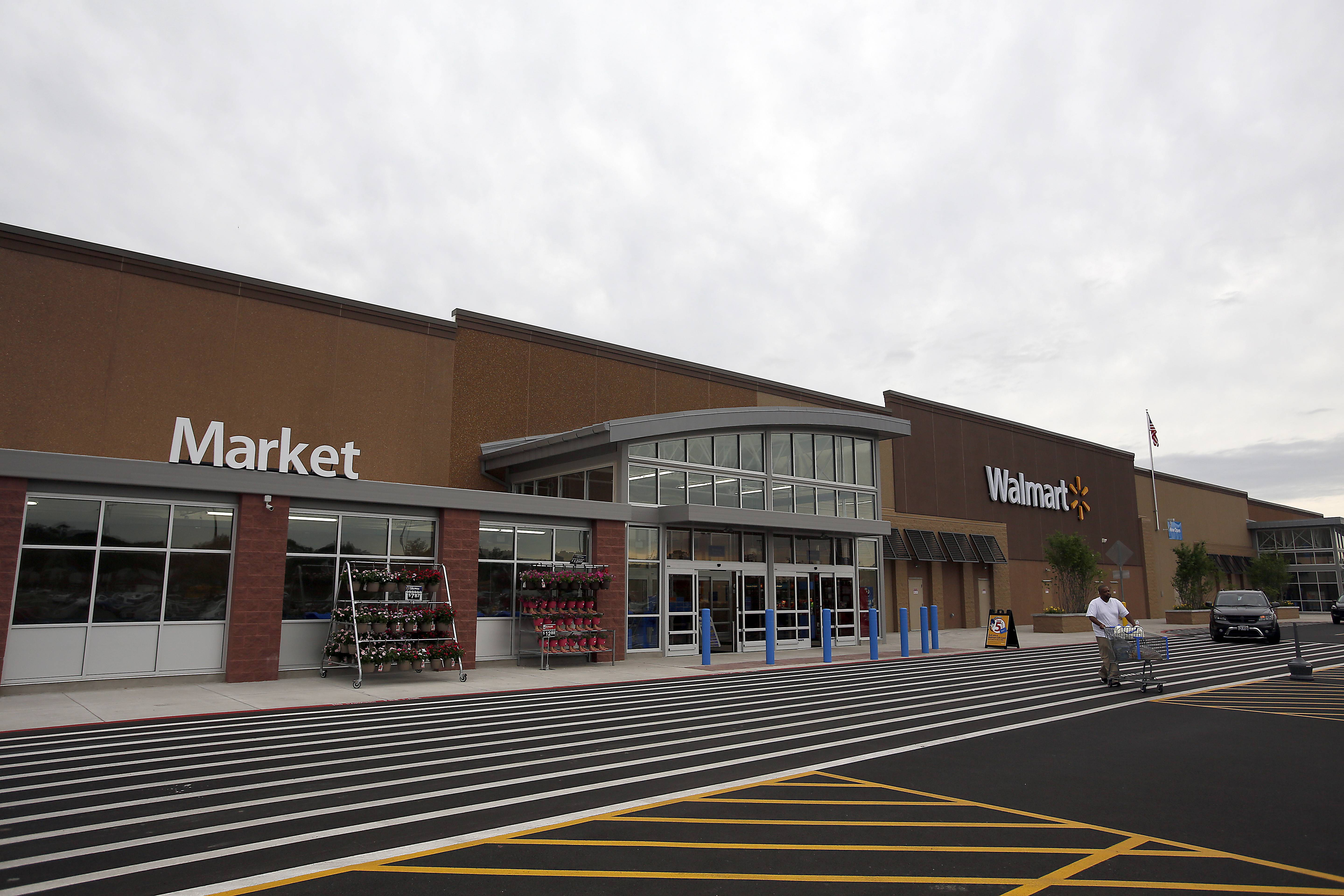 how walmart has affected carpentersville crime  economy