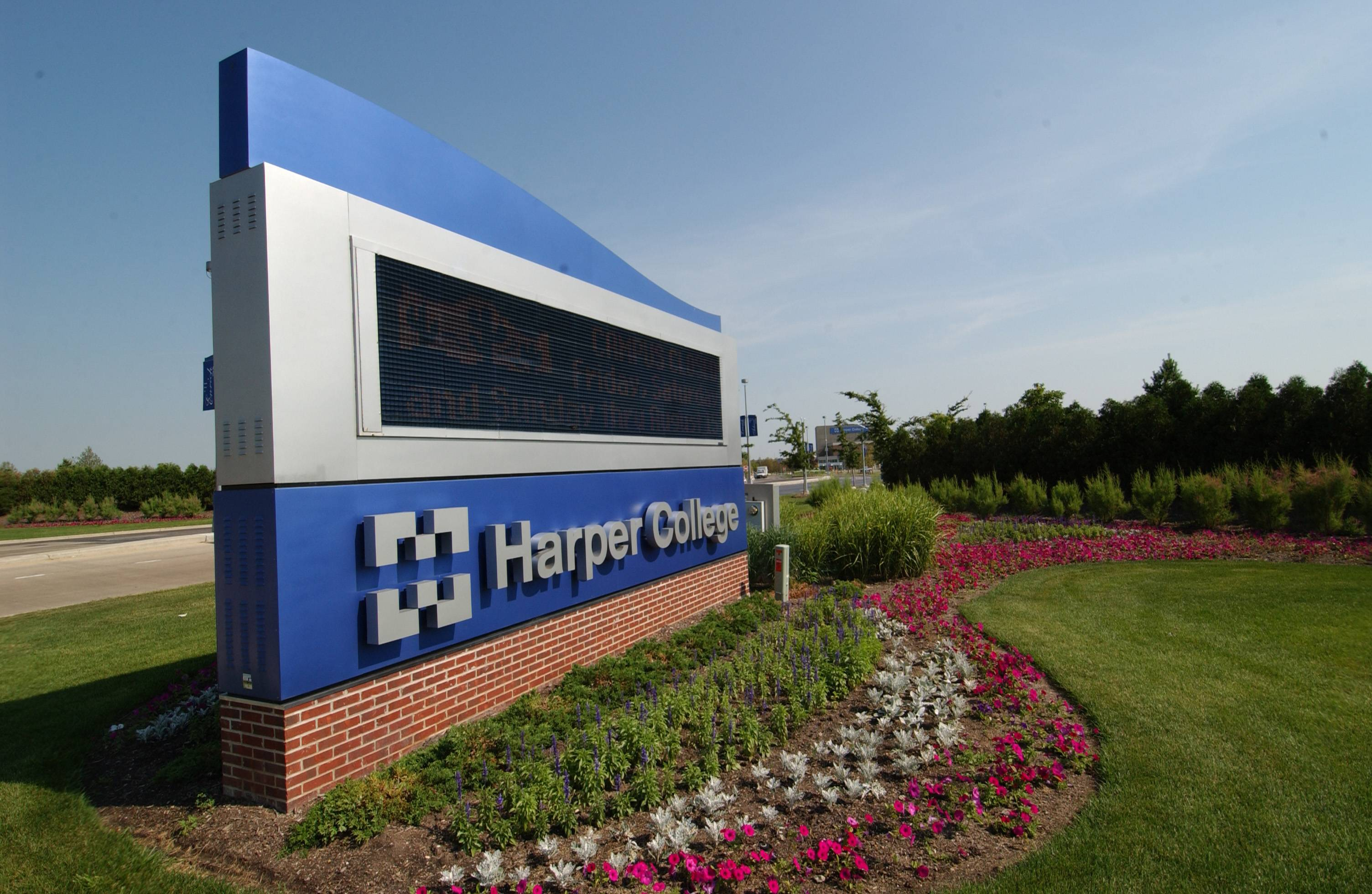 Harper College in Palatine will have a $110 million operating budget for the 2017-18 academic season, a slight increase from last year.
