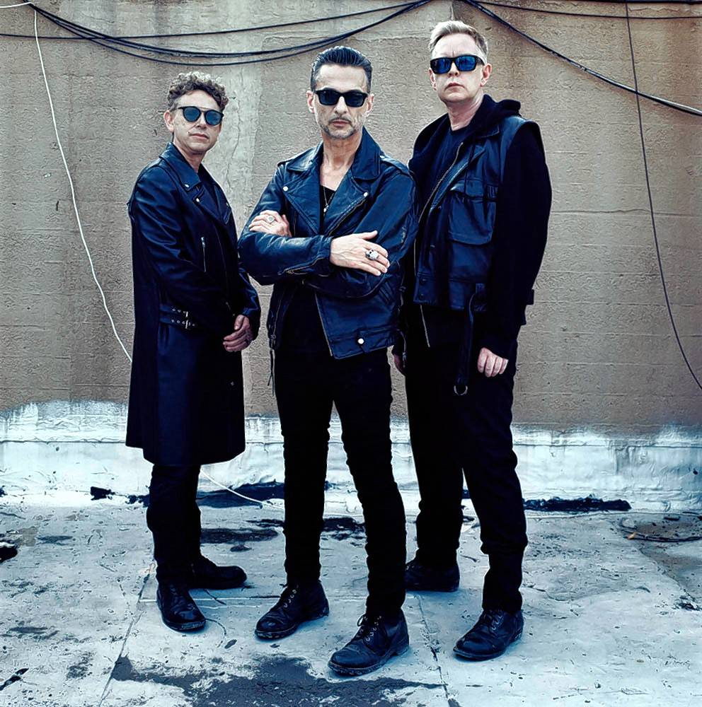 Weekly Picks Depeche Mode Comes Crashing In To Tinley Park