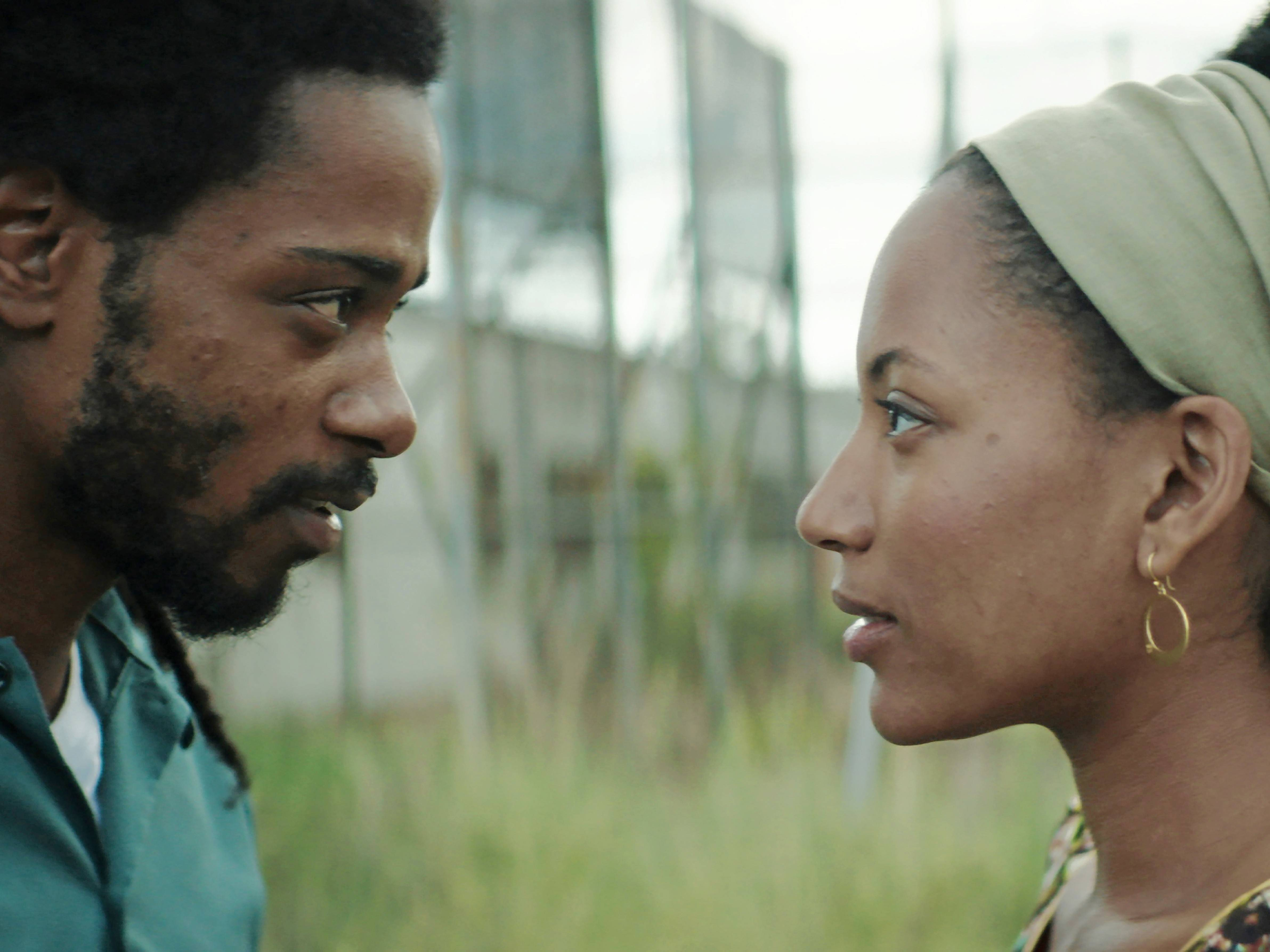 "Rapper/actor Lakeith Stanfield and Natalie Paul star in ""Crown Heights,"" based on the true story of a teenager convicted of a murder he didn't commit."