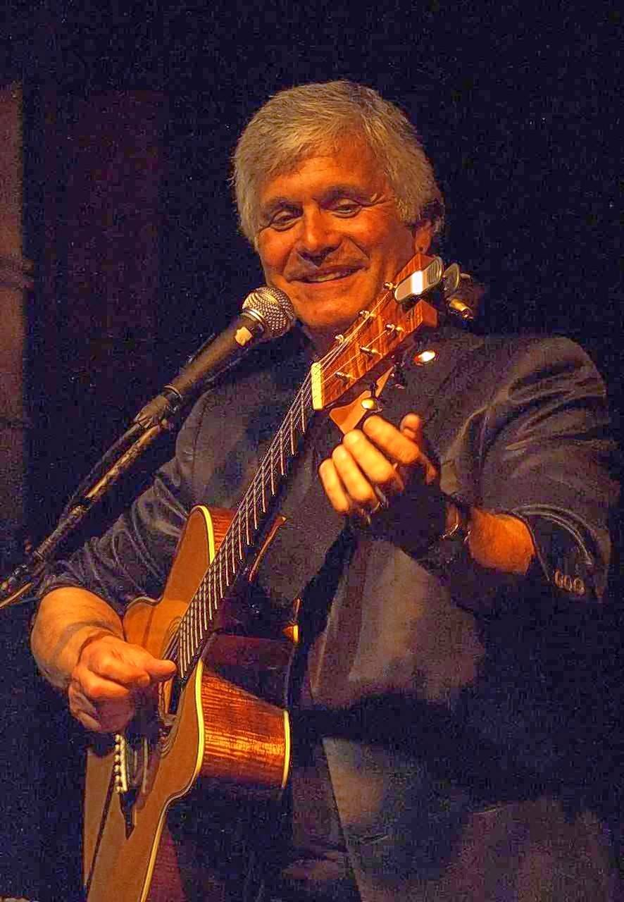 Laurence Juber is a two-time Grammy winner headlining the Oakton Guitar Festival.