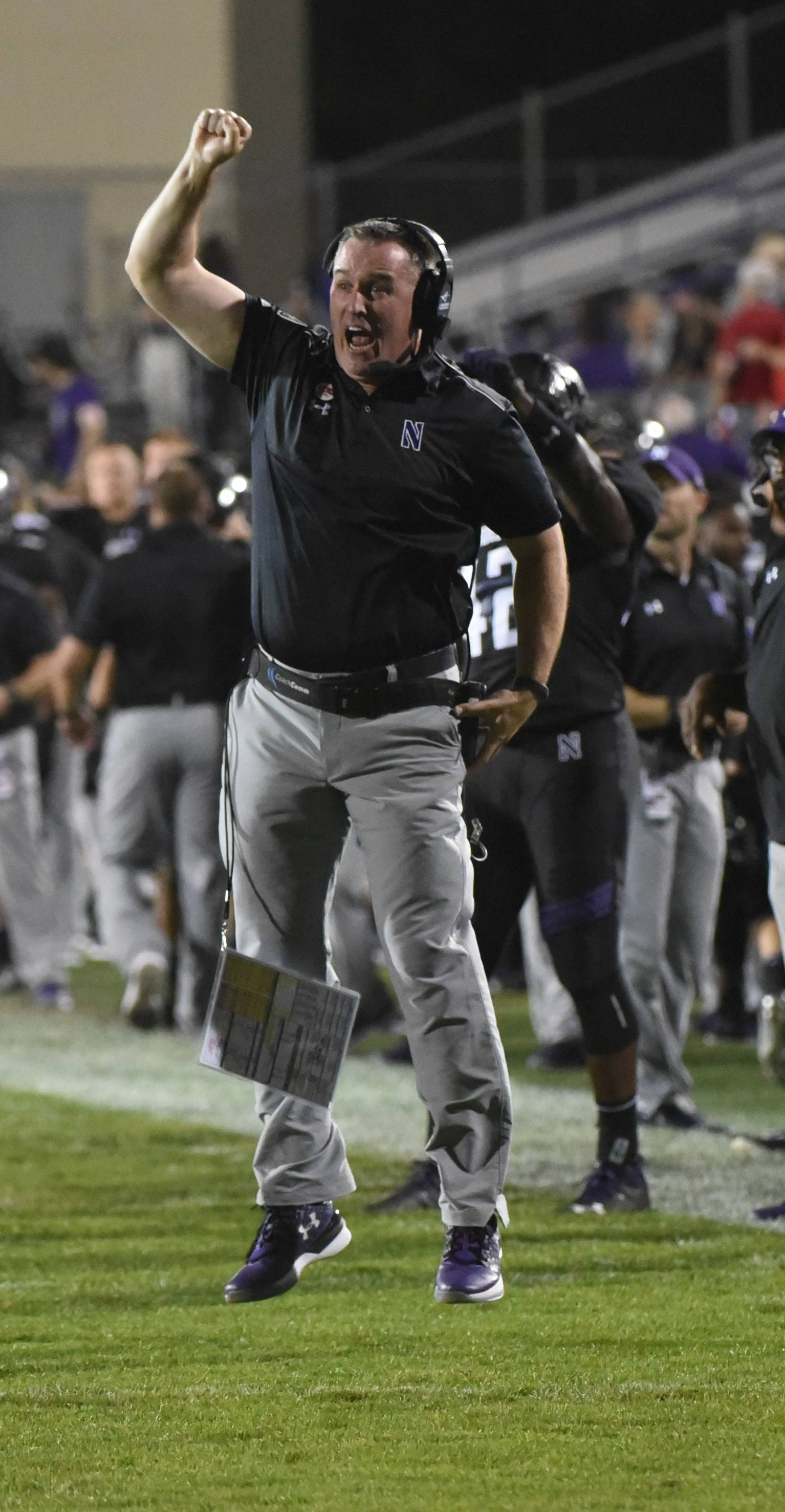 Northwestern's title quest starts with Nevada opener