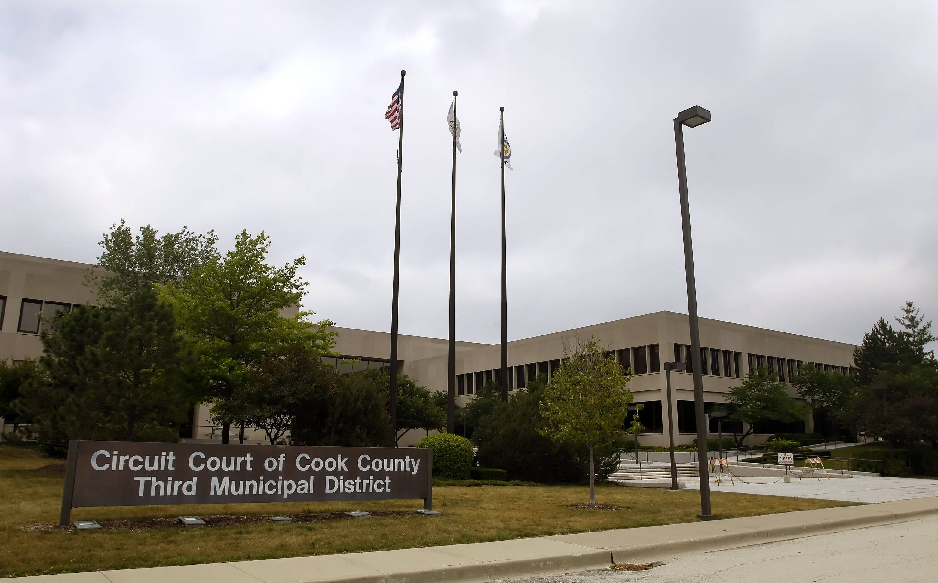 Cook County Judge Jill Cerone Marisie Now Presides Over The Third Municipal  District Circuit Court