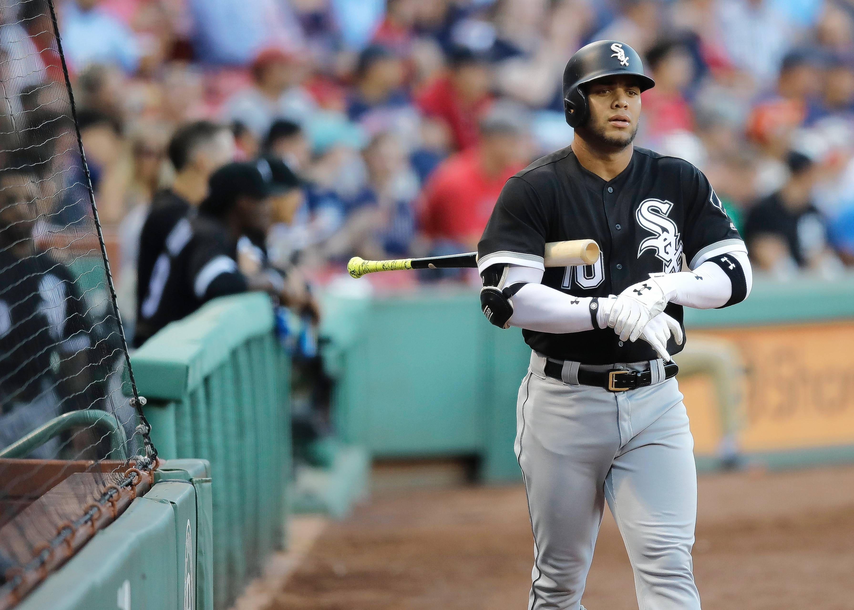 Yoan Moncada is just one of the many prospects the White Sox got by trading away 12 of their veteran players since last July.