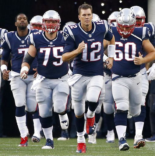 Patriots still strong, eyeing another Super Bowl run in 2017