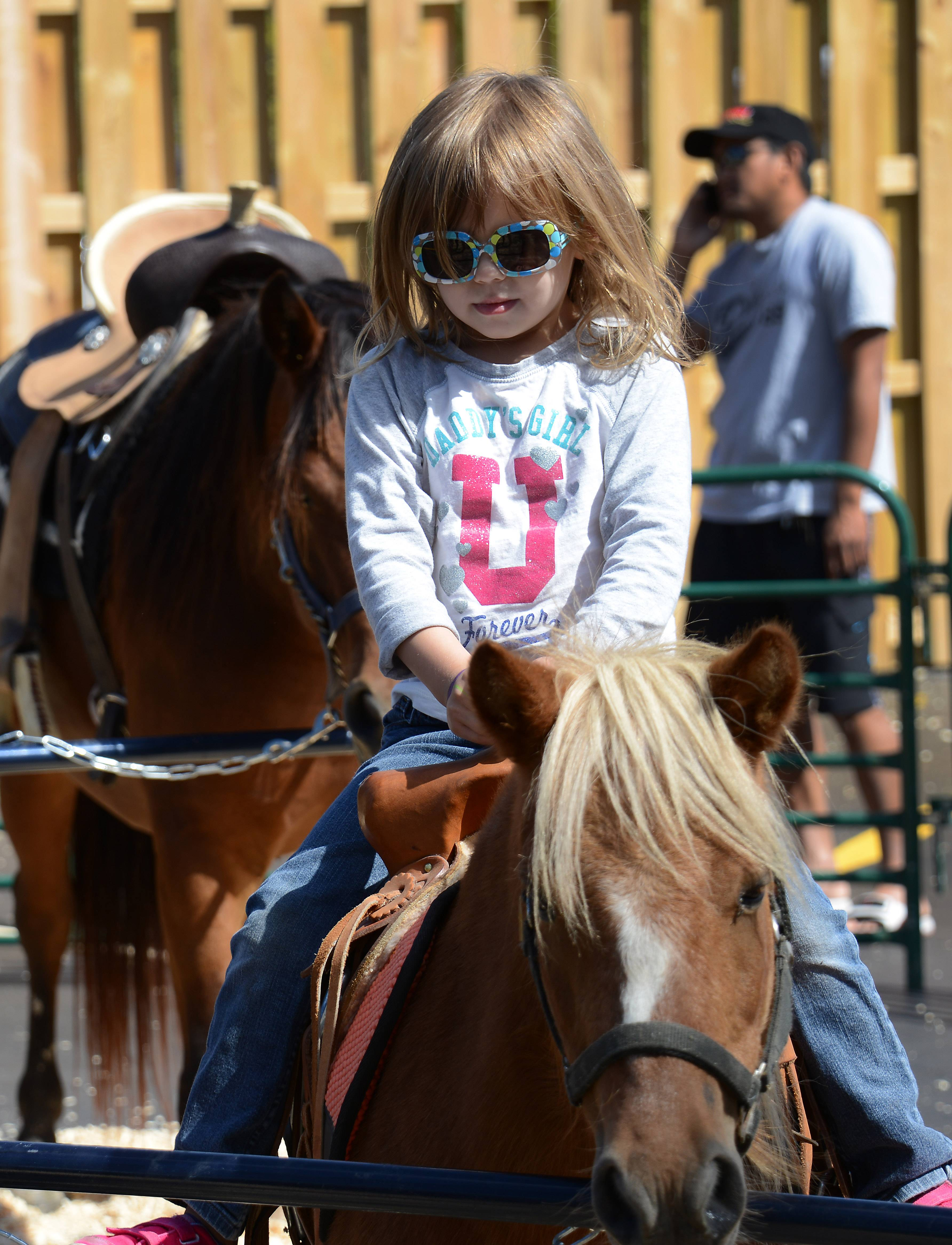 A Kids' Fest is a highlight of this weekend's Bartlett Heritage Days.