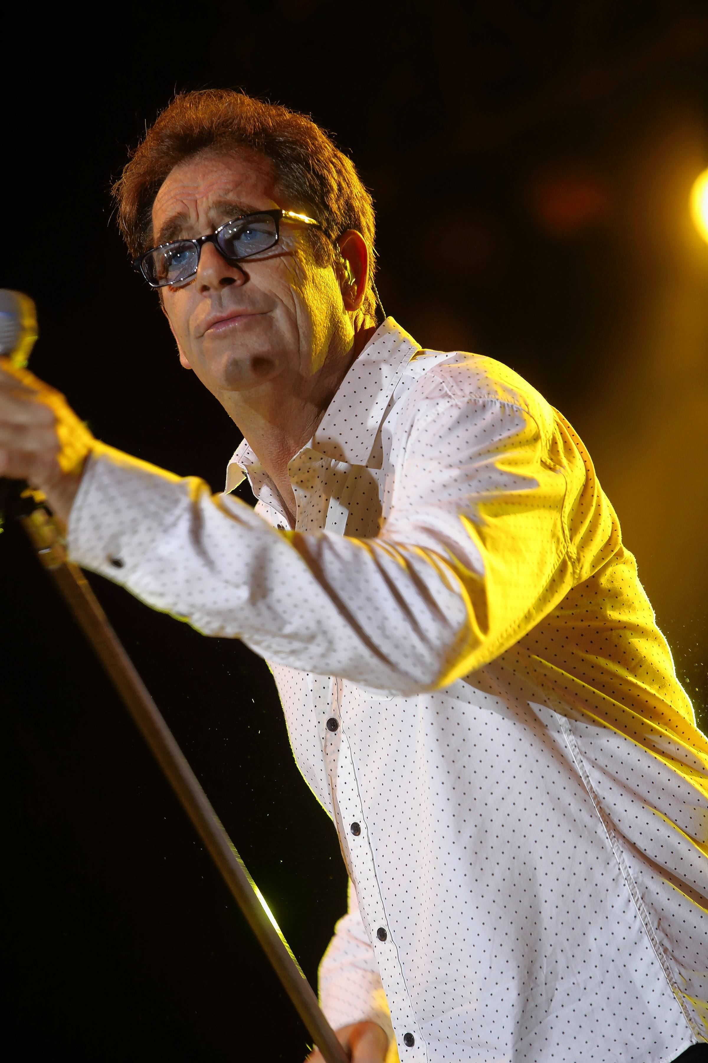 Huey Lewis of Huey Lewis and the News, which plays the Genesee Theatre in Waukegan on Thursday, Sept. 7.