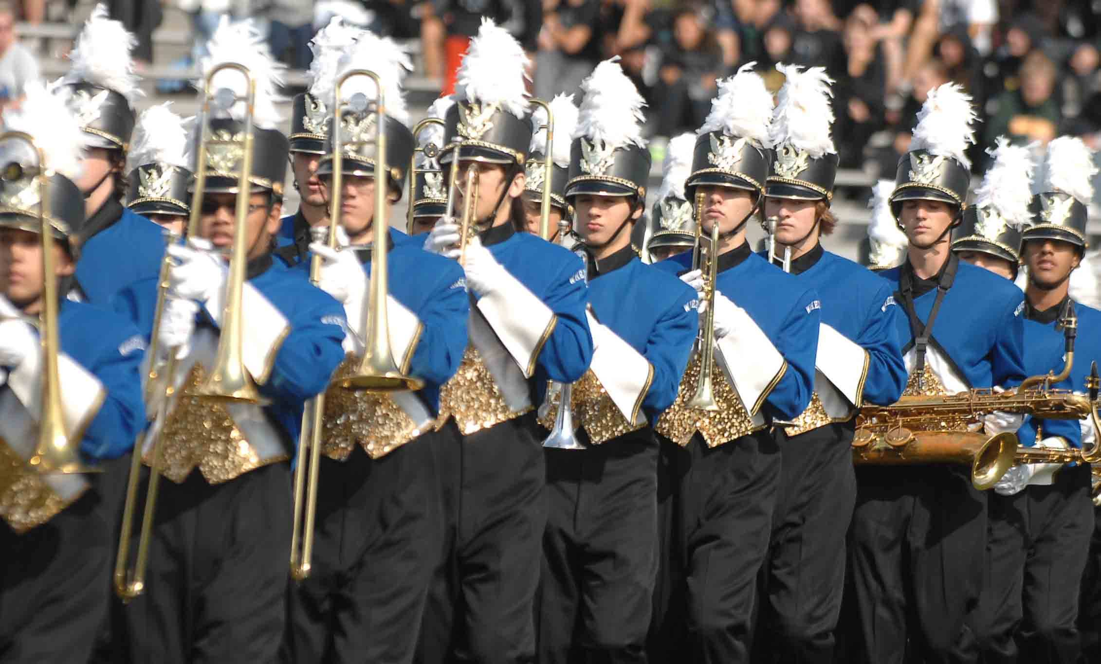 The Wheeling High School Marching Wildcats are a perennial participant in the Lake Park Lancer Joust, and this year the group is scheduled to give its preliminary performance at 2:15 p.m. Saturday in Roselle.