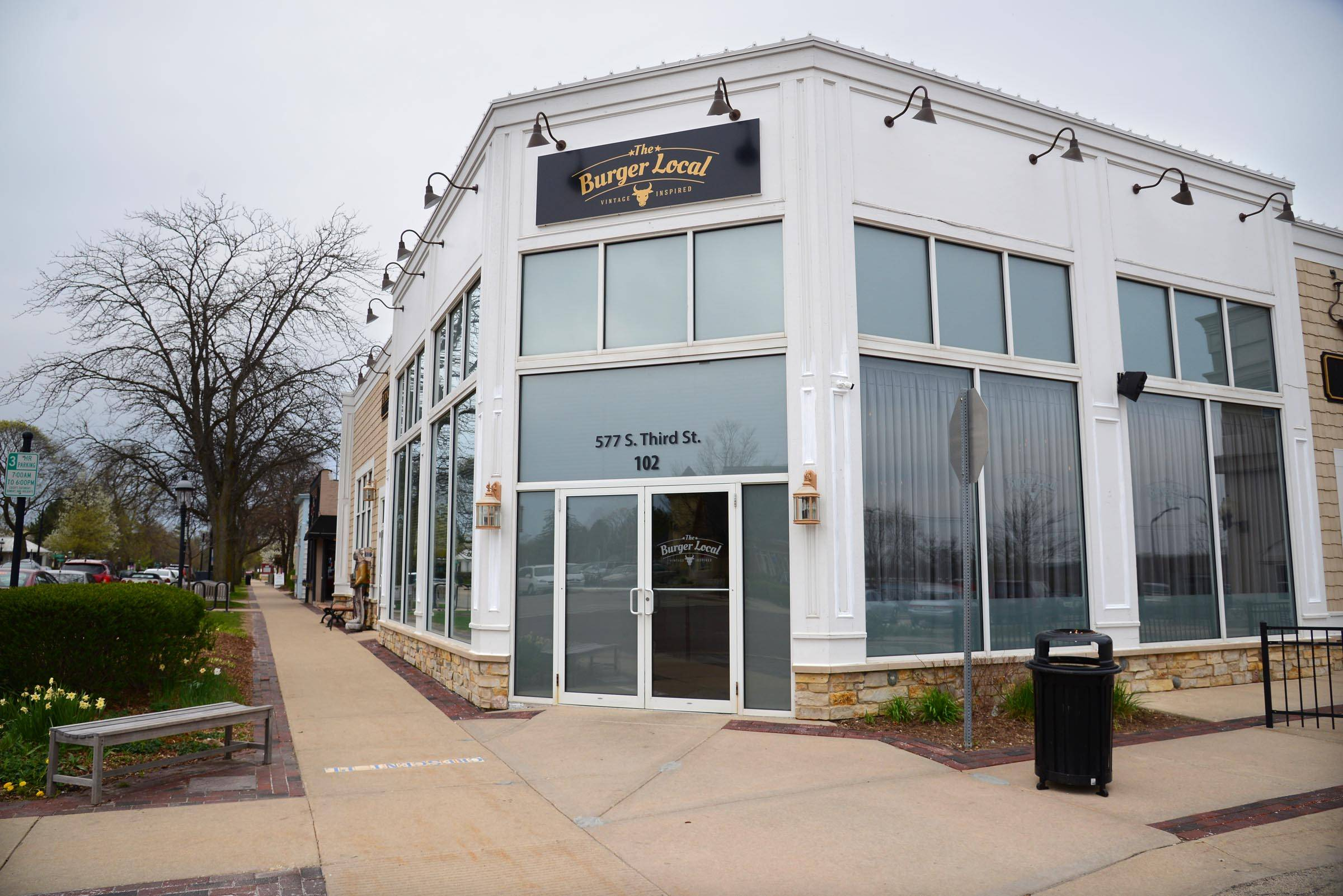 Another version of The Burger Local, shown here in Geneva, may soon be opening in downtown Wheaton.
