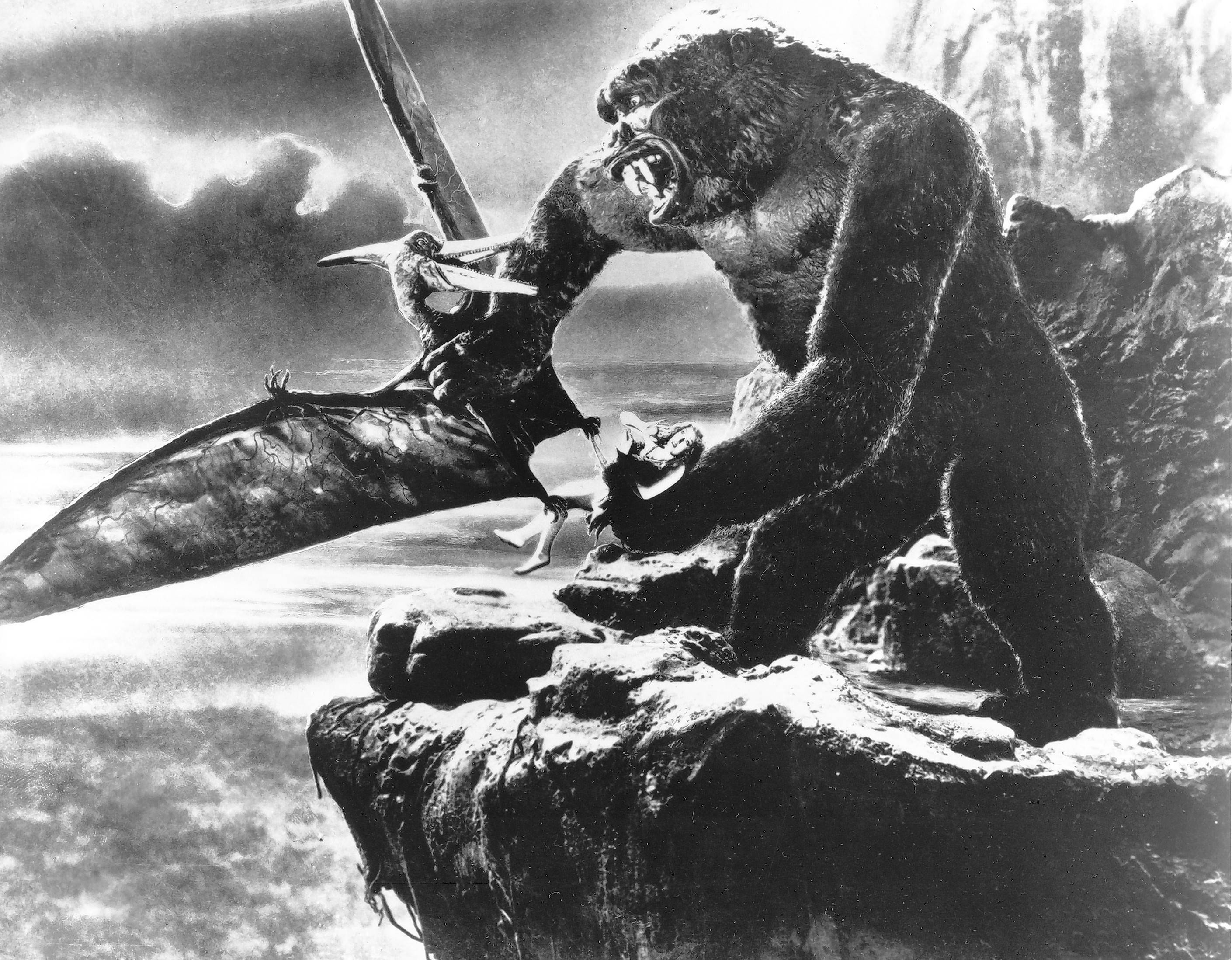 "The original 1933 classic monster movie ""King Kong"" comes to the Elk Grove Theater as part of a Classic Films Series curated by the Chicago Film Critics Association."