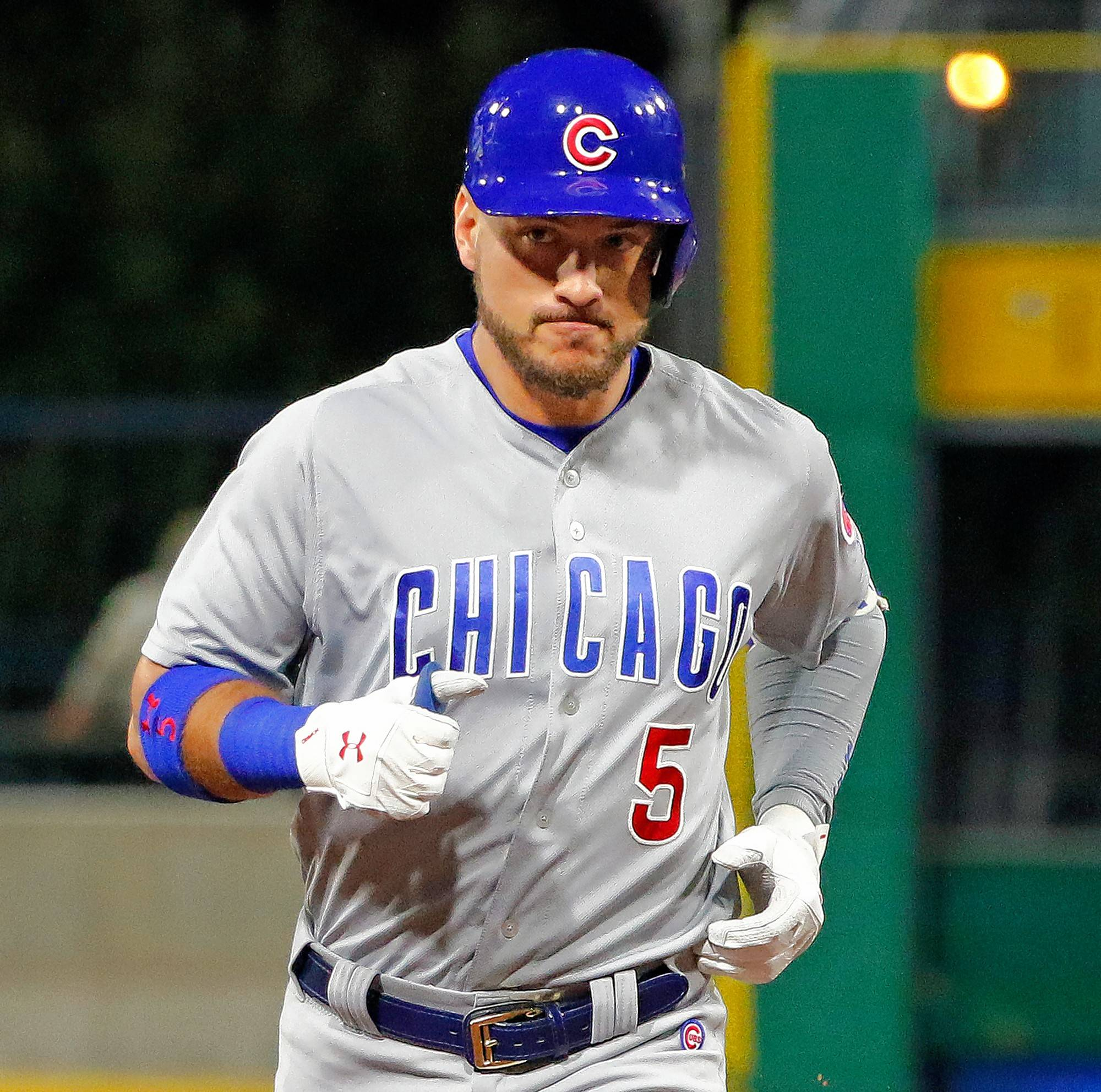 Members of the Cubs with ties to Florida including outfielder Albert Almora Jr., and Joe Maddon are doing what they can to cope with the onset of Hurricane Irma.