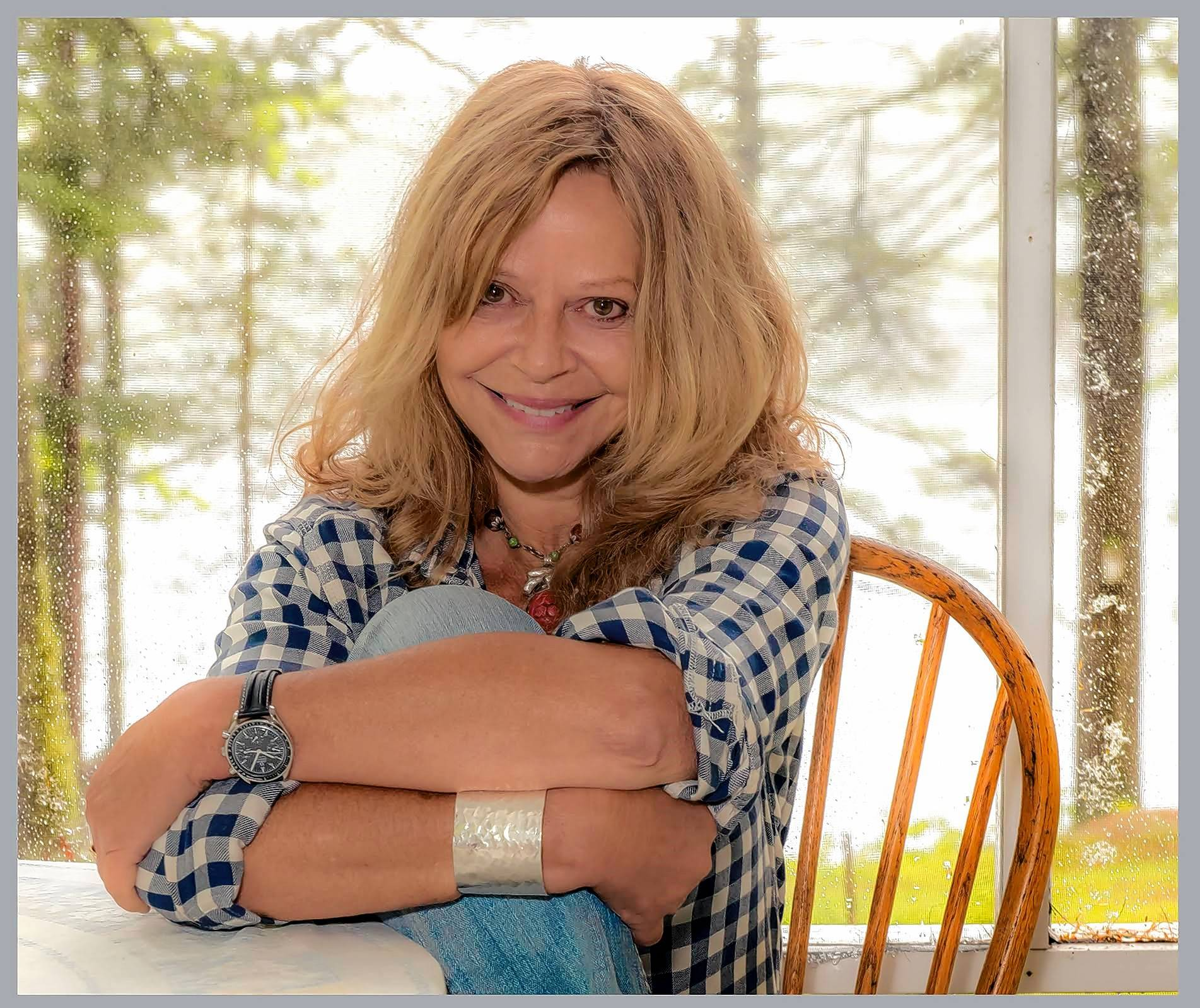 "Joyce Maynard discusses her book ""The Best of Us: A Memoir"" Monday, Sept. 11, at The Book Stall in Winnetka."