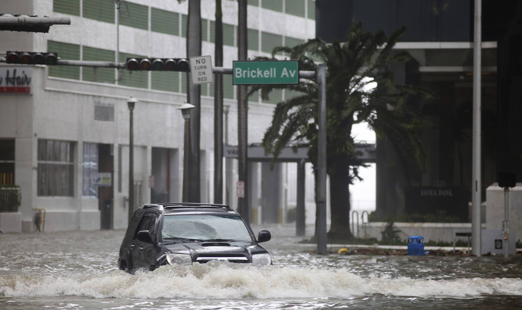 Image result for Hurricane Irma Florida flood Miami images