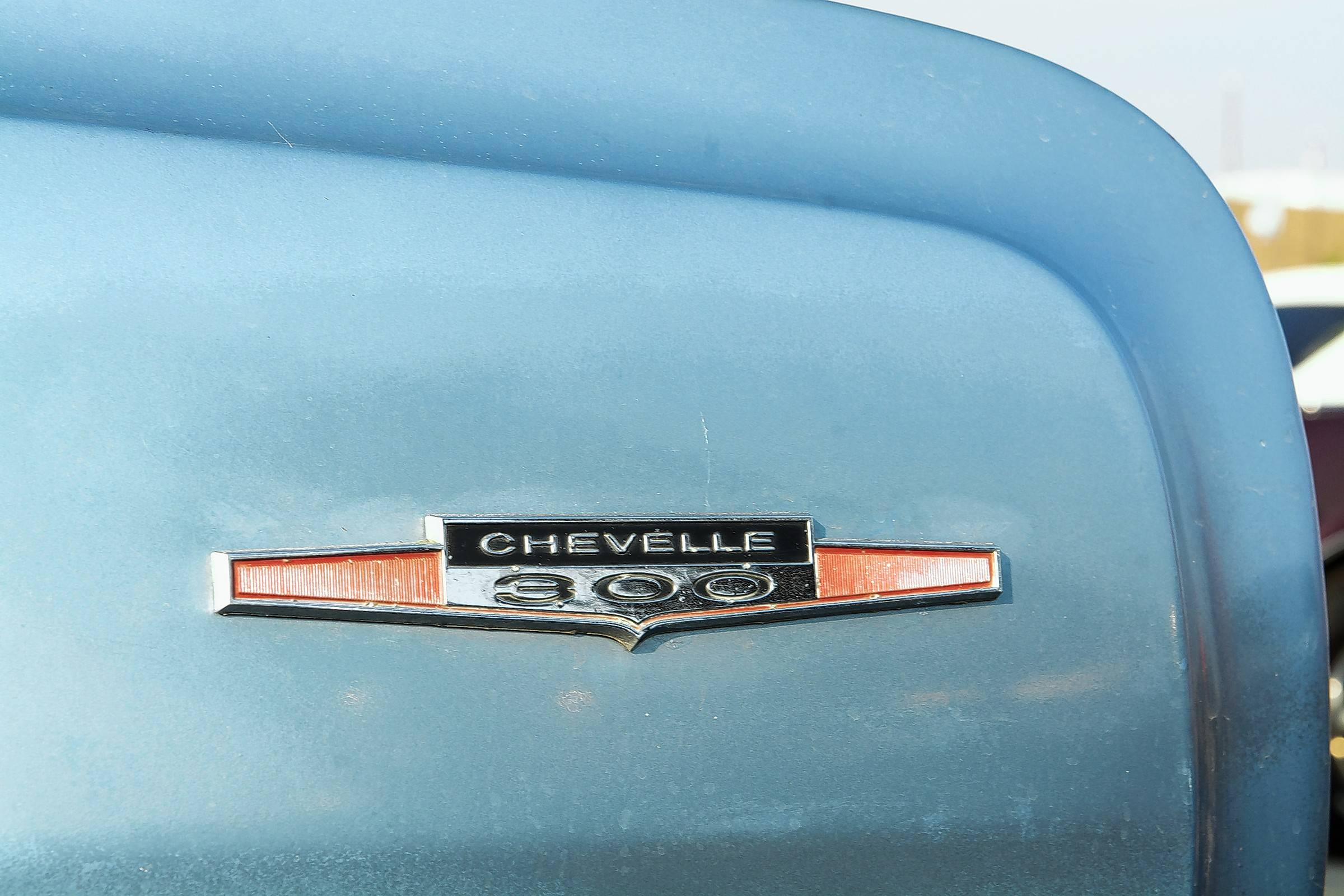 The 300 series was the base model for the 1965 Chevrolet Chevelle. They also could be ordered in a Super Sport trim.