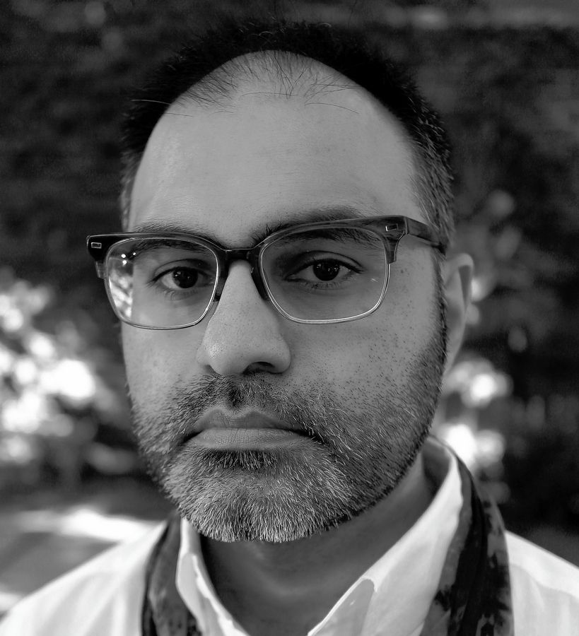 "Palatine native Faisal Mohyuddin won the 2017 Sexton Prize for poetry for his collection ""The Displaced Children of Displaced Children,"" which centers around his family's experience emigrating from Pakistan to the suburbs."