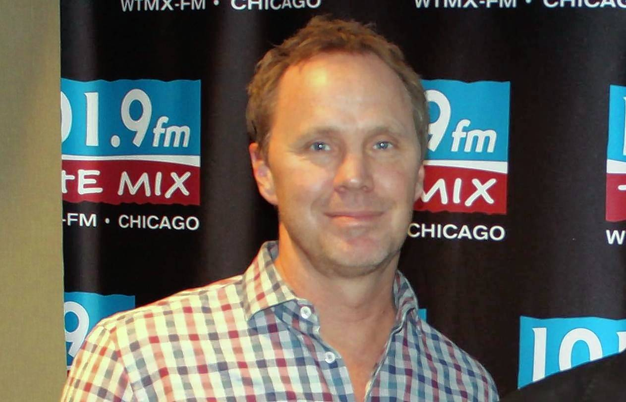 Eric Ferguson takes top billing on Chicago radio's top-rated show.
